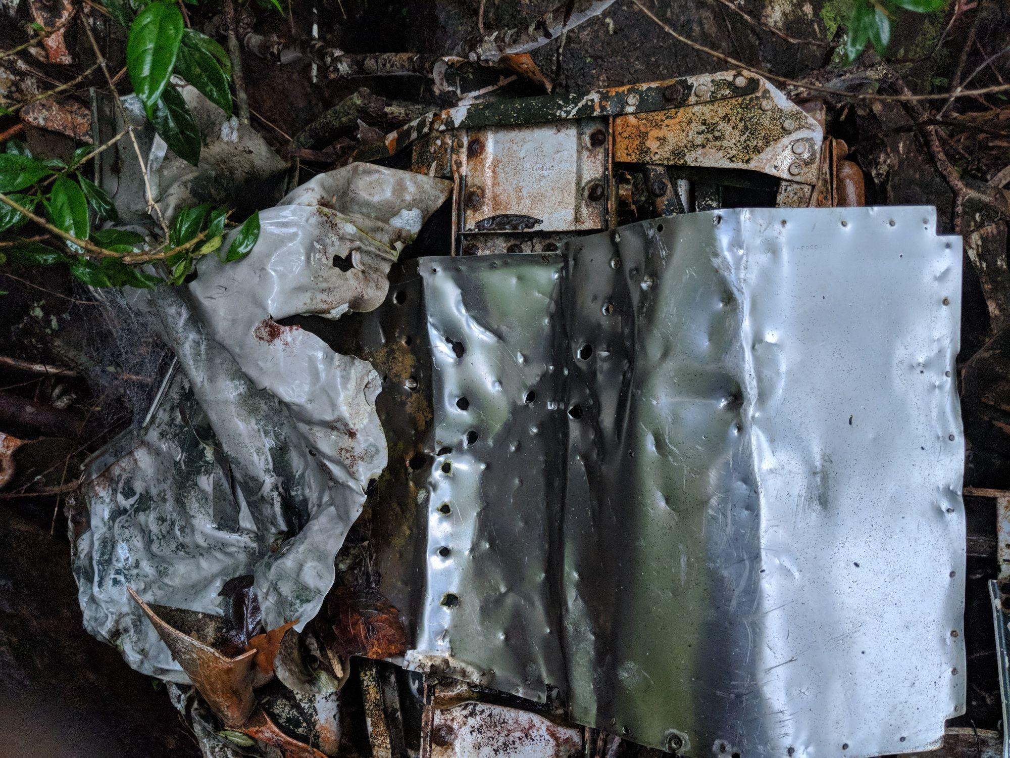 plane wreckage stainless steel mt straloch