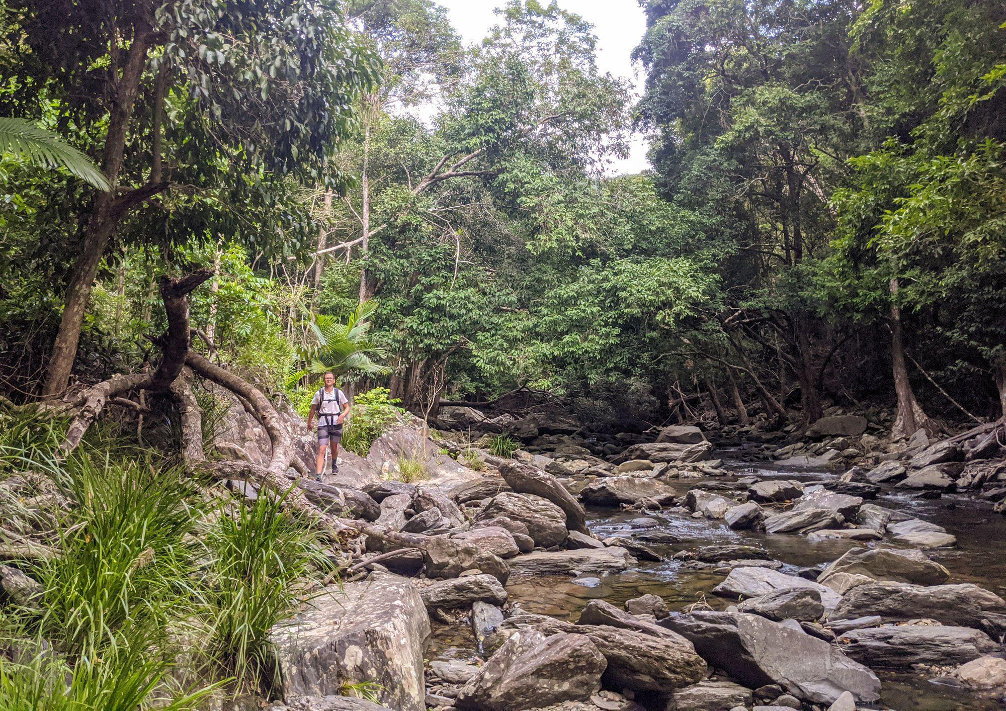 spring creek cairns