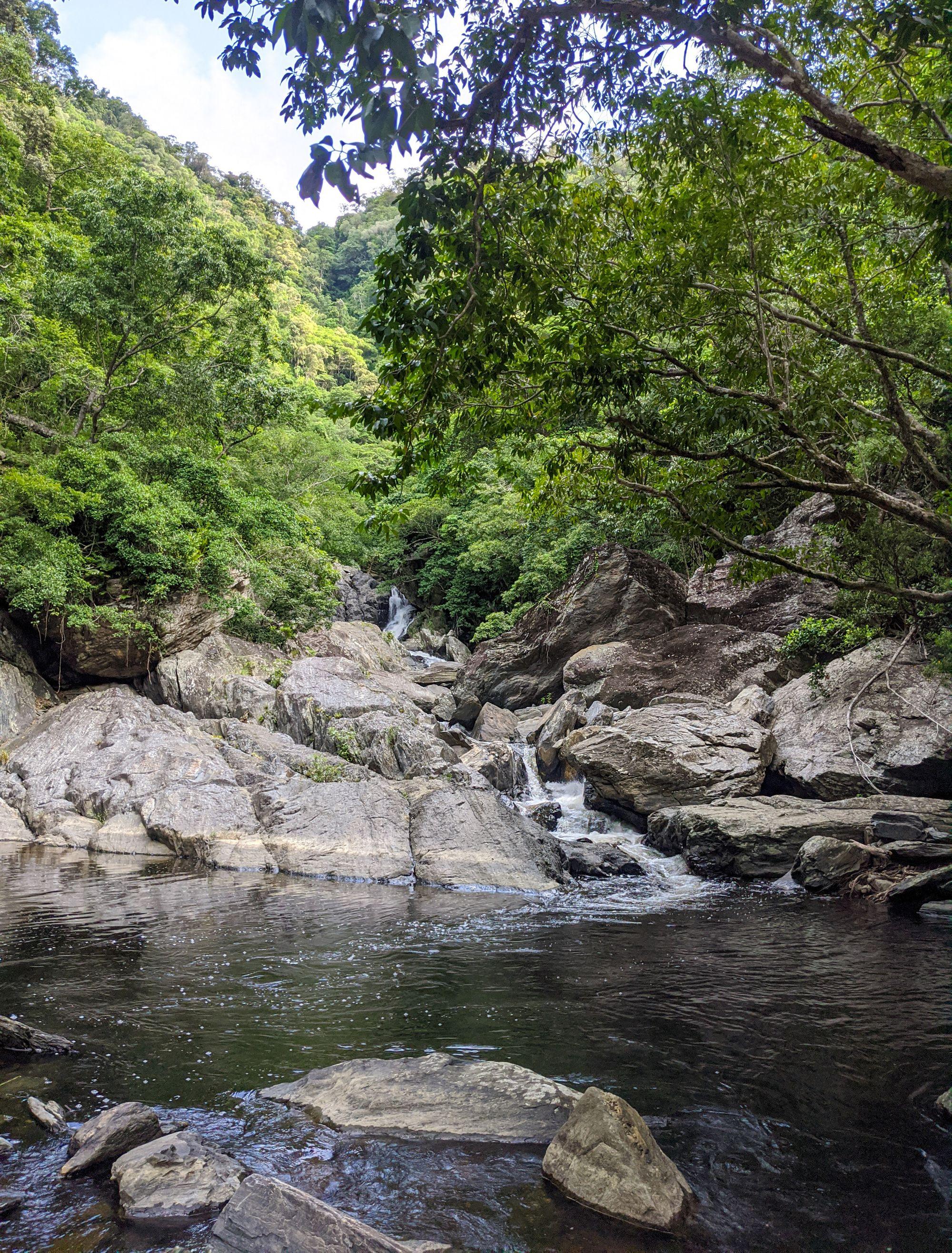 spring creek cascade mowbray