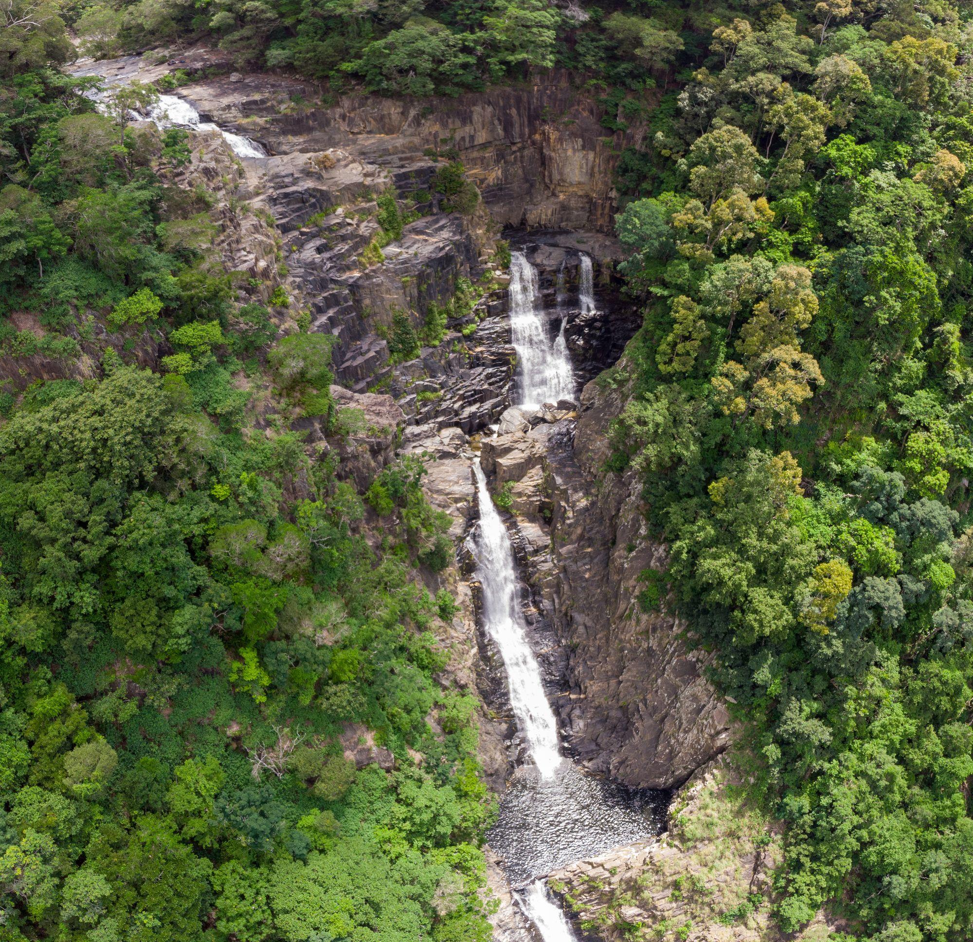 spring creek falls upper