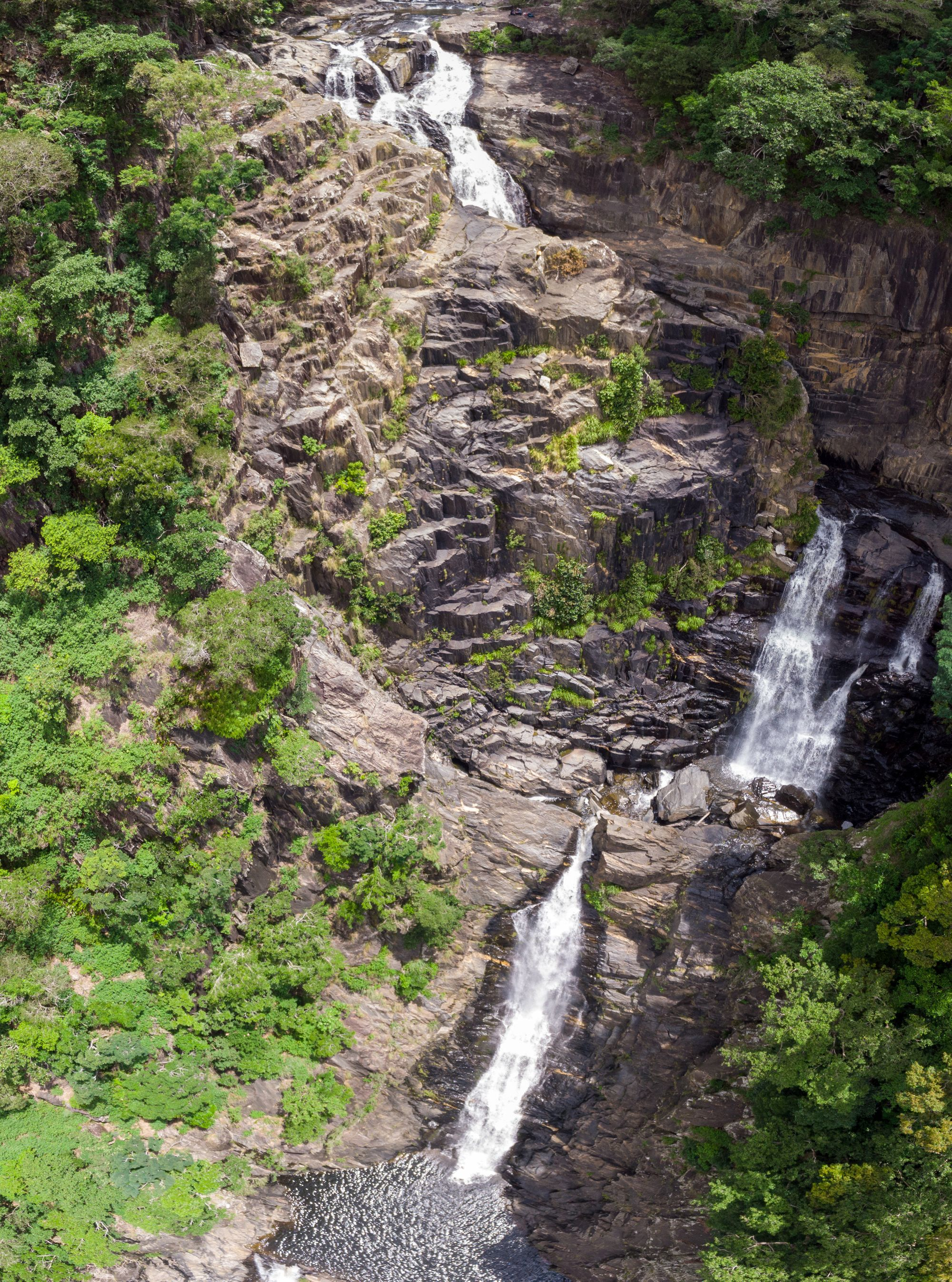 spring creek upper falls