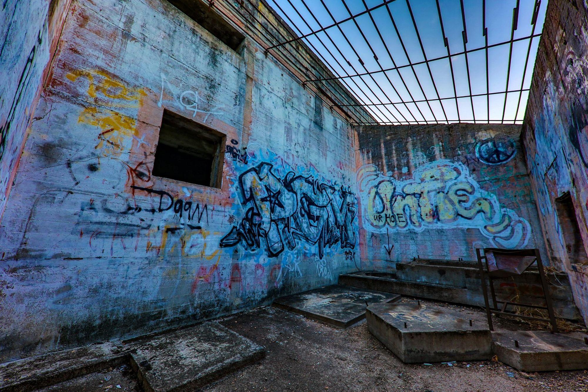 stuart bunker room