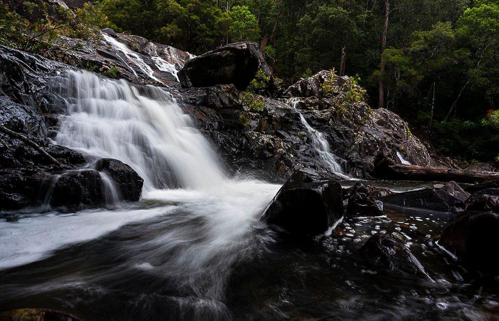 Birthday Creek Falls paluma 1