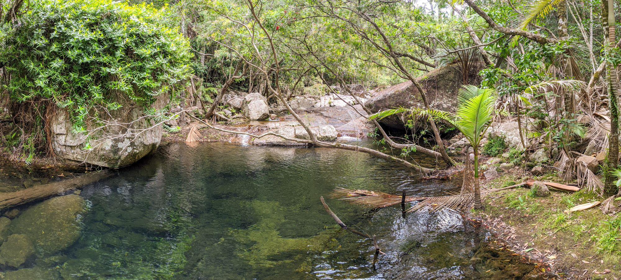 lush creek bowling green bay national park
