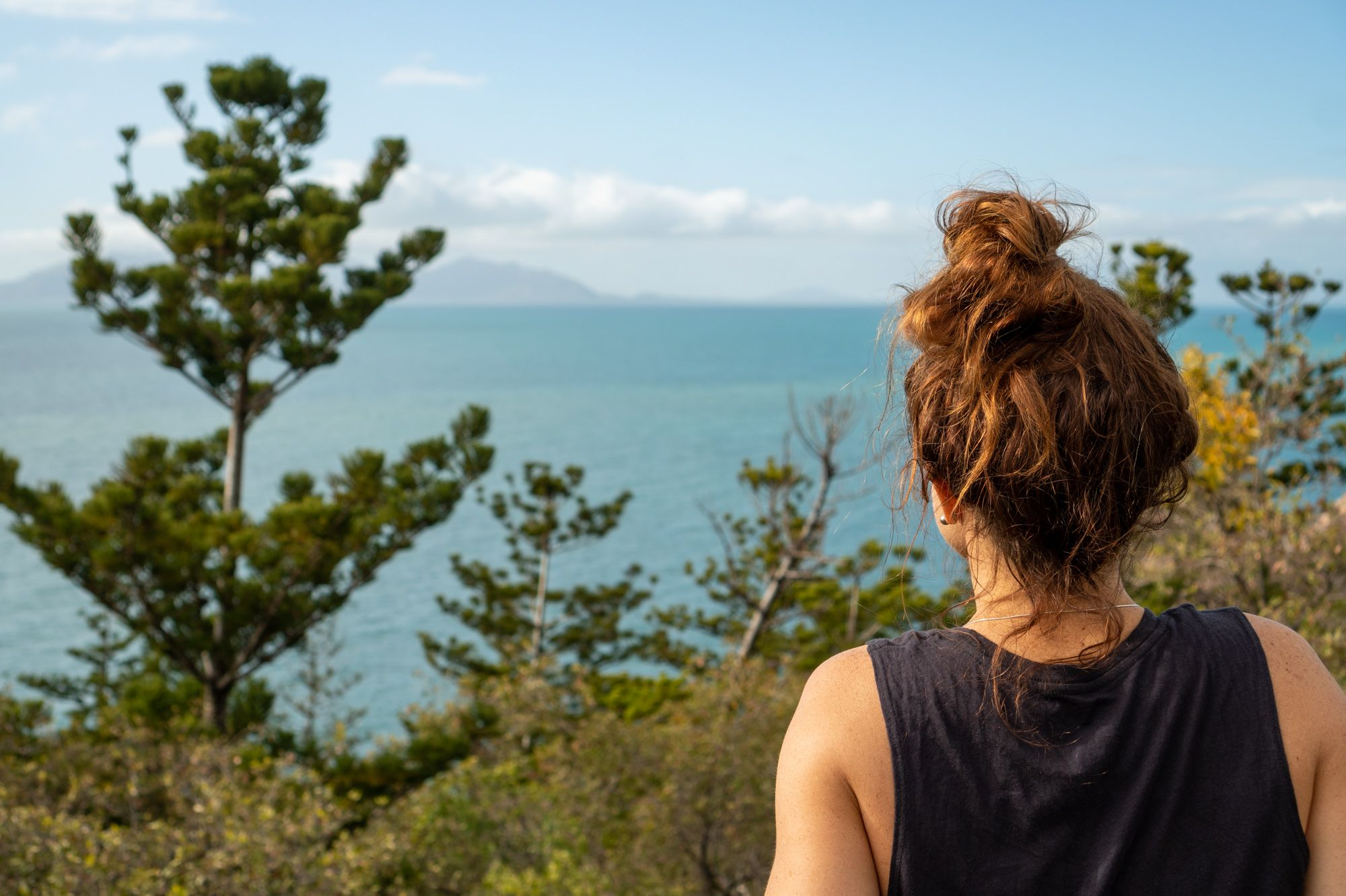 Jodie Rummer Searchlight Tower Lookout Magnetic Island