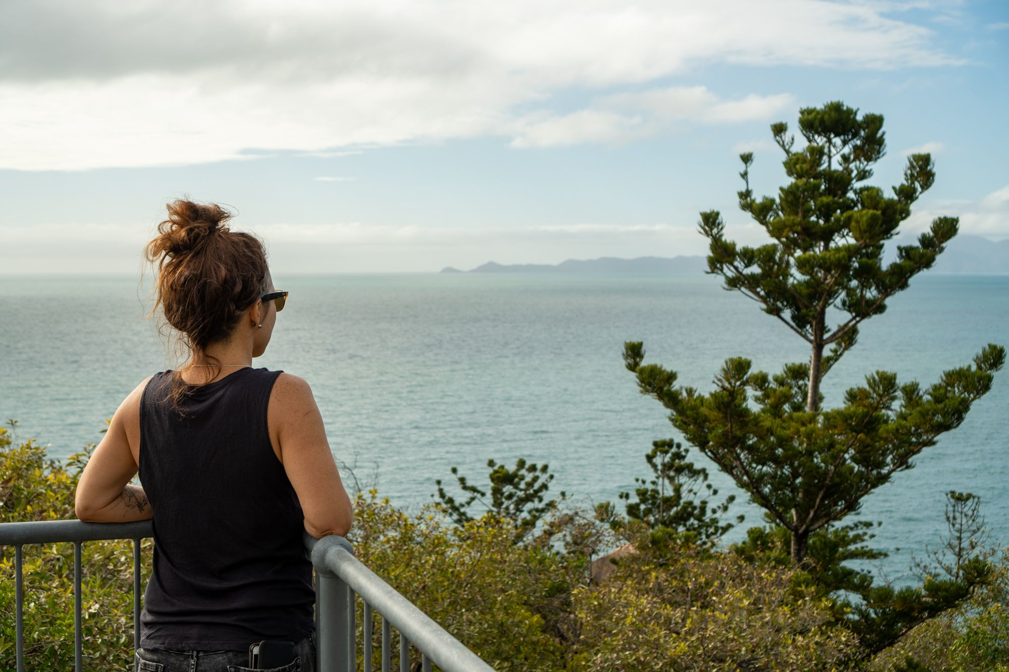 Jodie Rummer Searchlight Tower track Magnetic Island