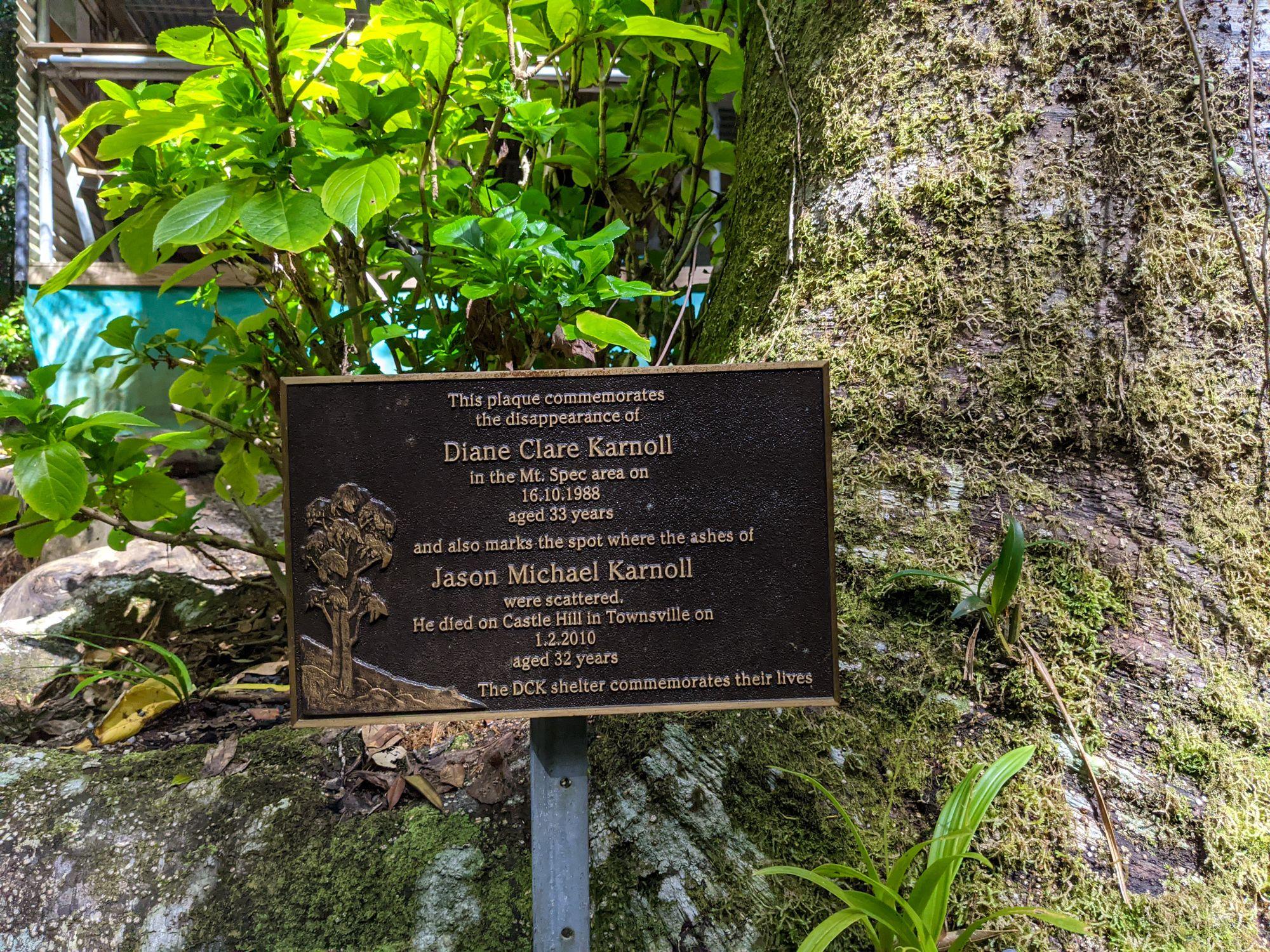 dck plaque