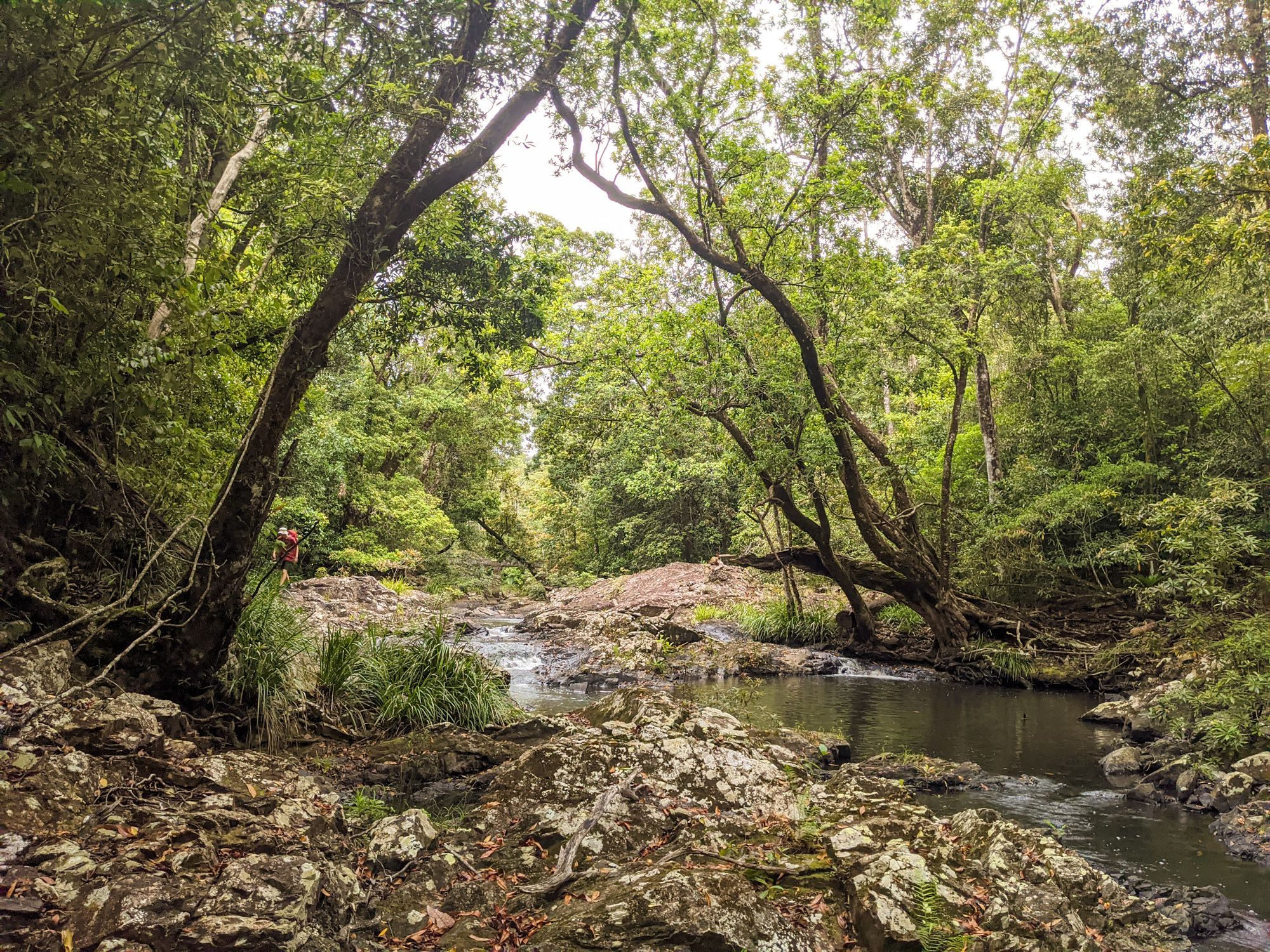 flagstone creek cascade