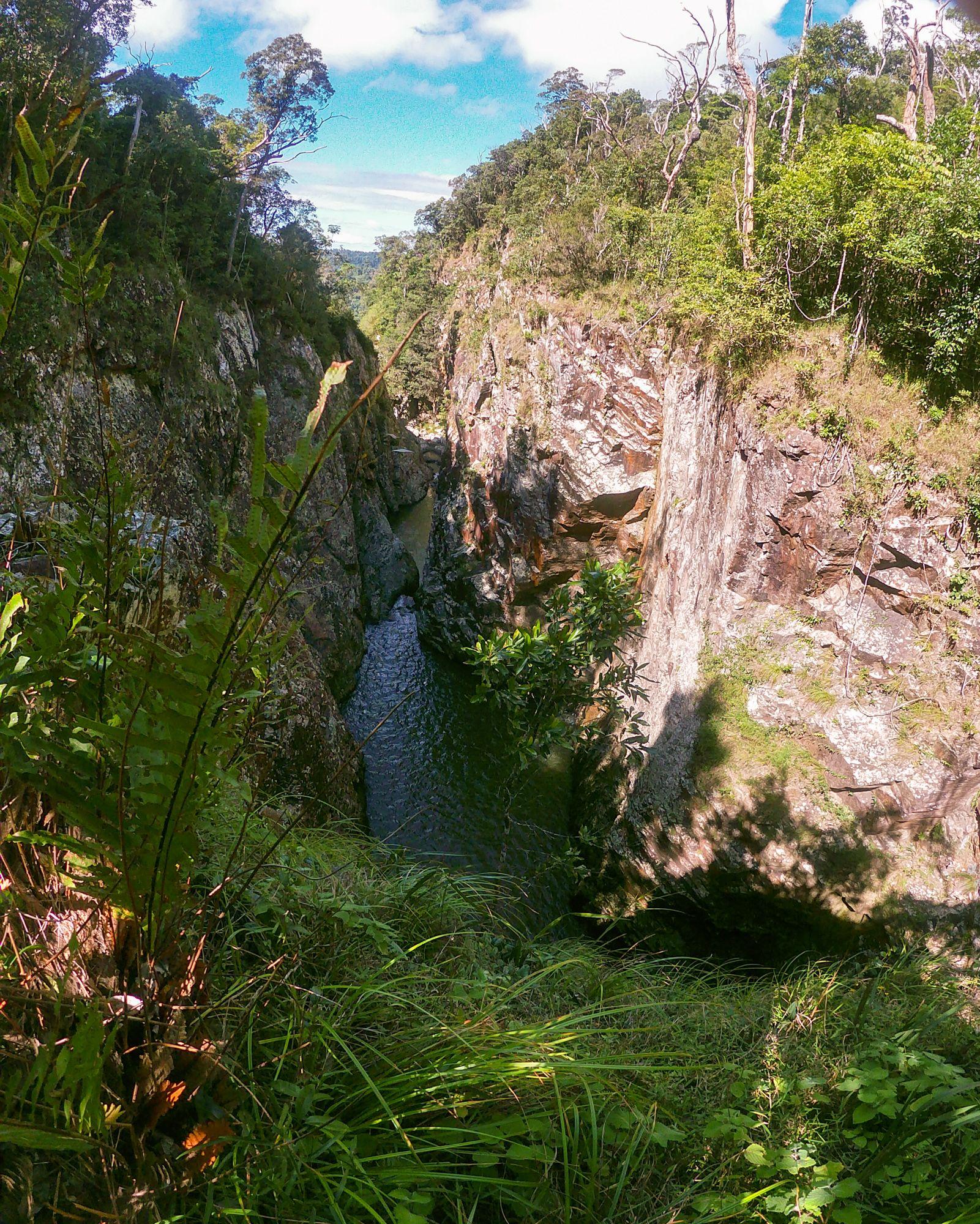 flagstone creek gorge