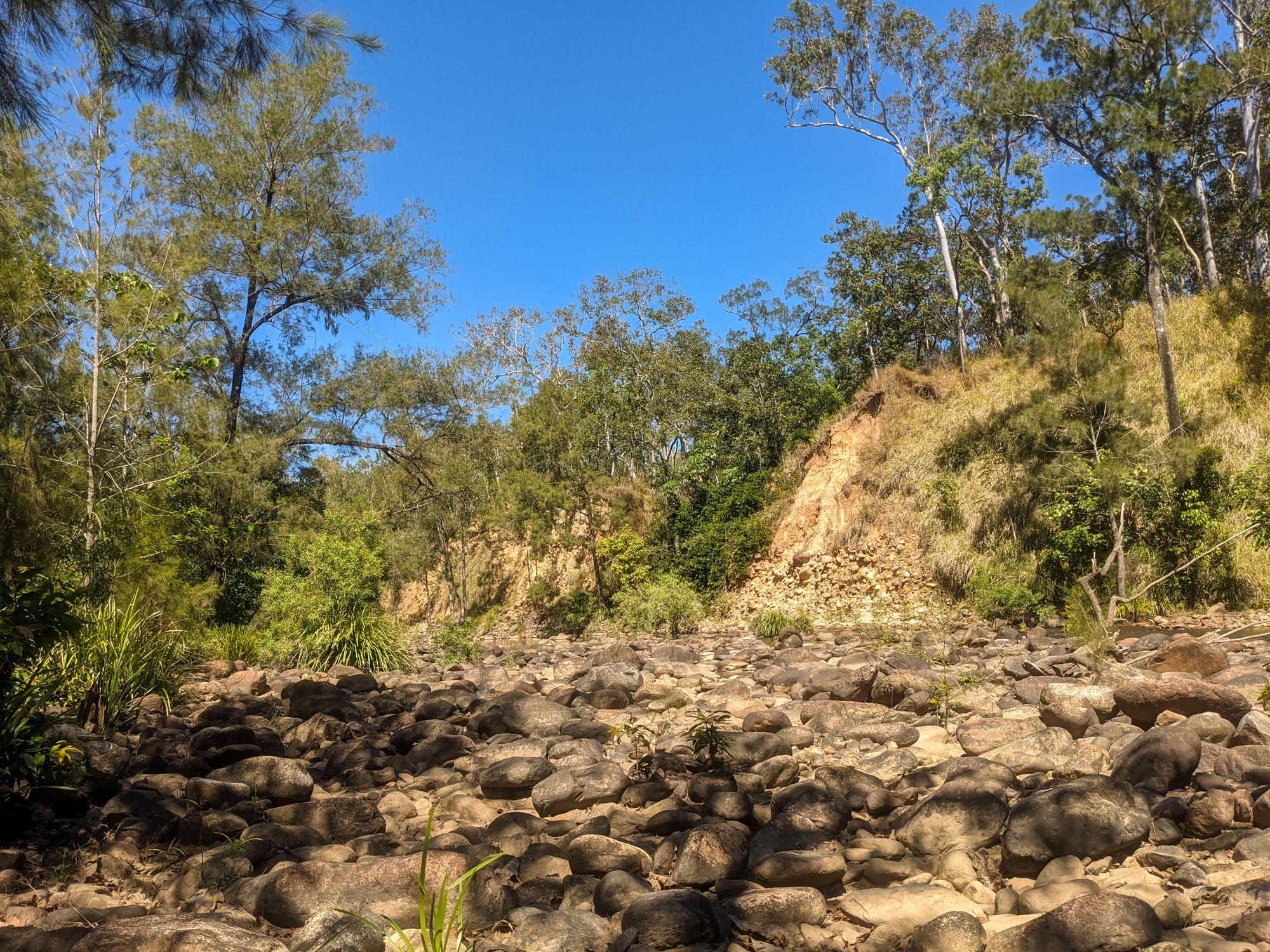 lower garrawalt creek