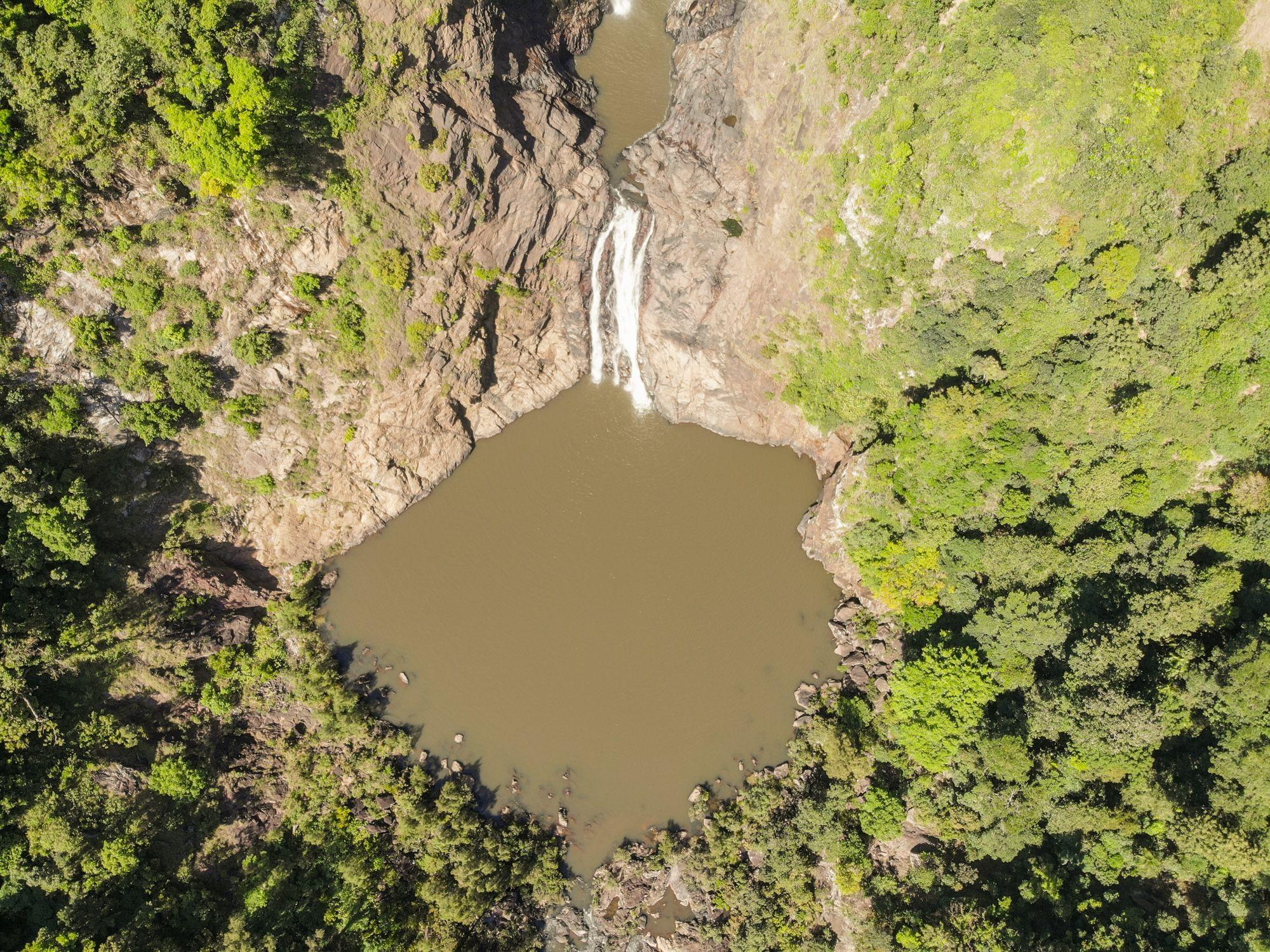 rappel 3 pool garrawalt creek