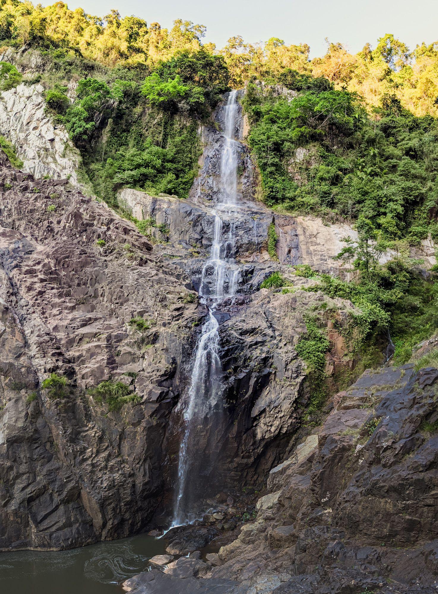 White Adder Falls girringun