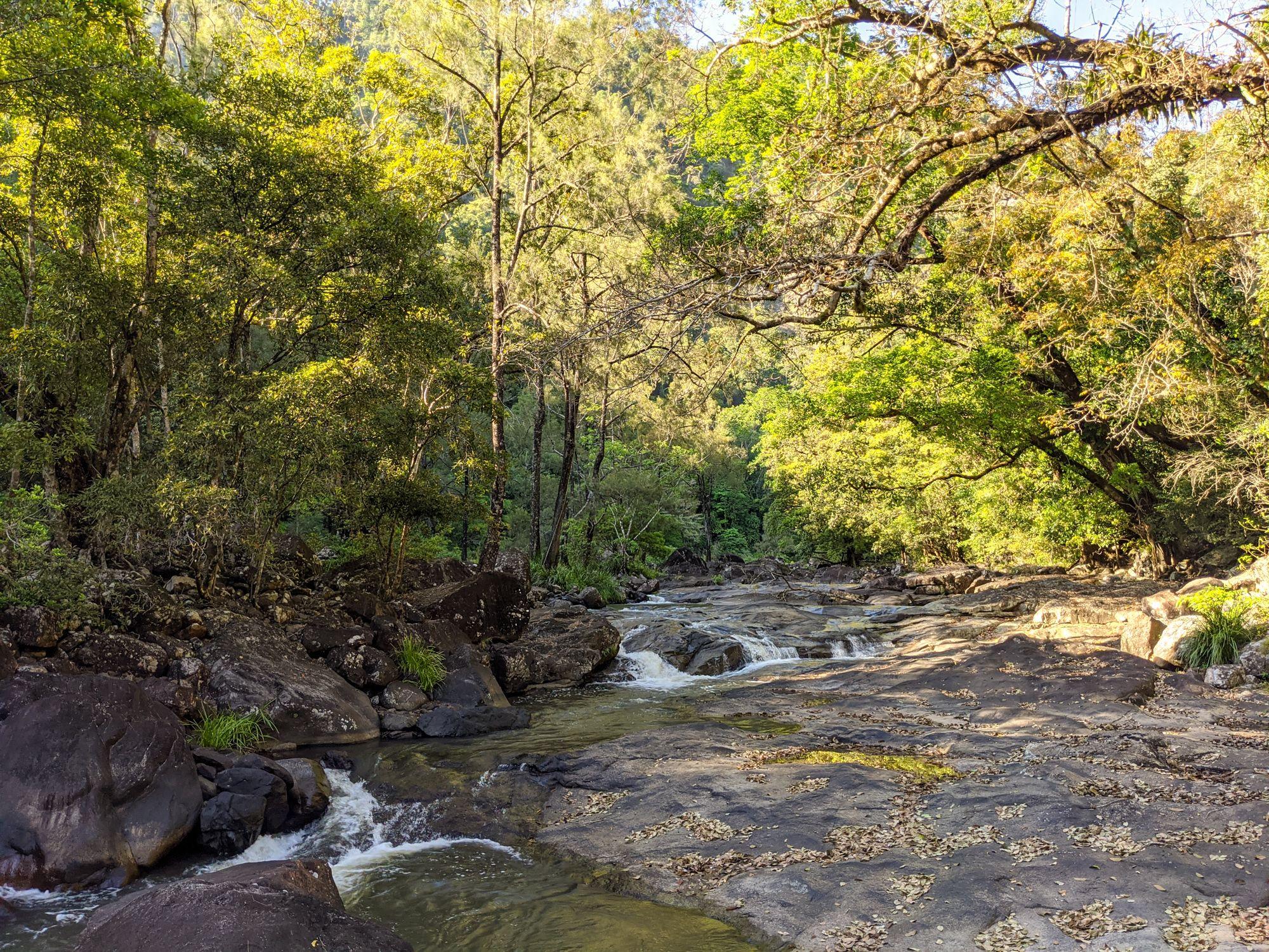 garrawalt creek cascades
