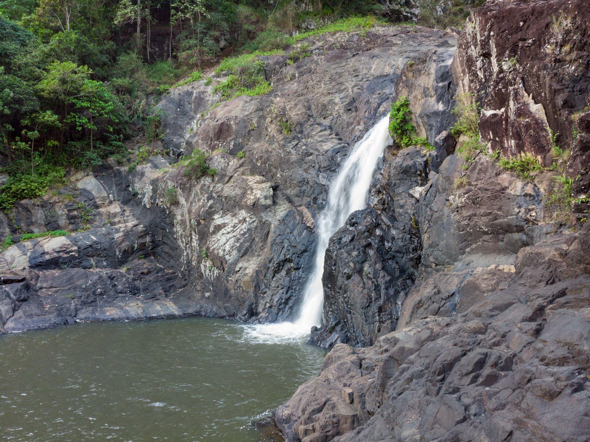 last waterfall garrawalt creek