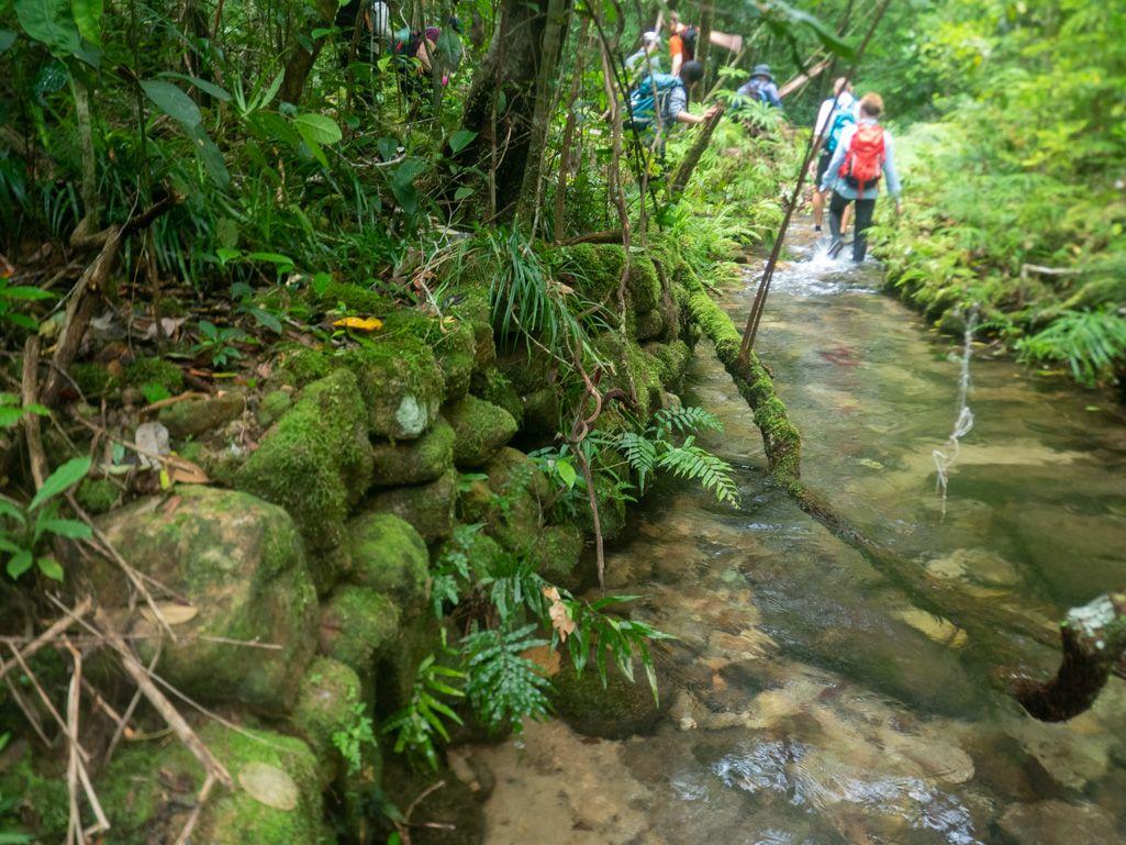 crystal creek paluma rock walls
