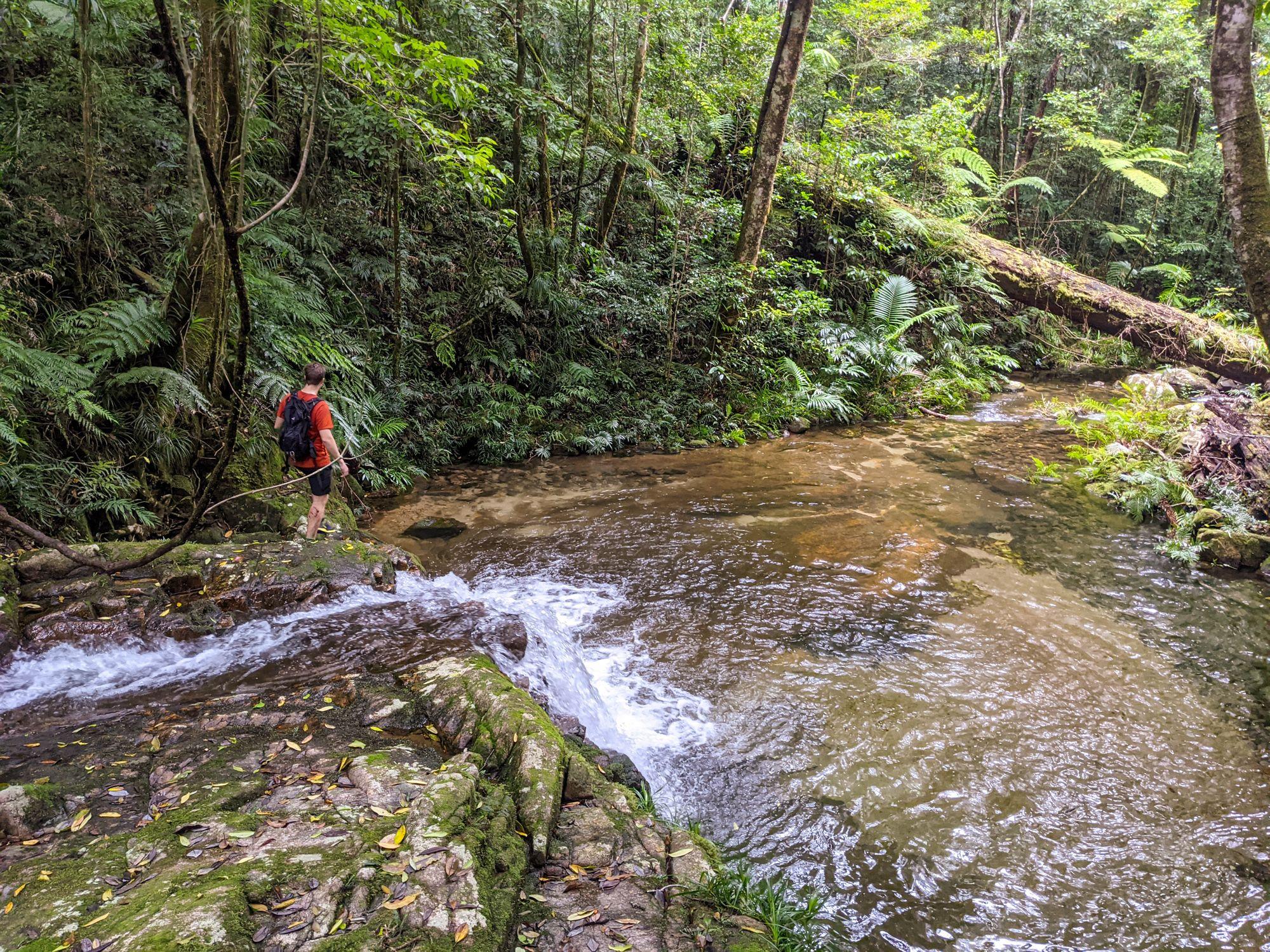 dolby creek falls matthew salinovich
