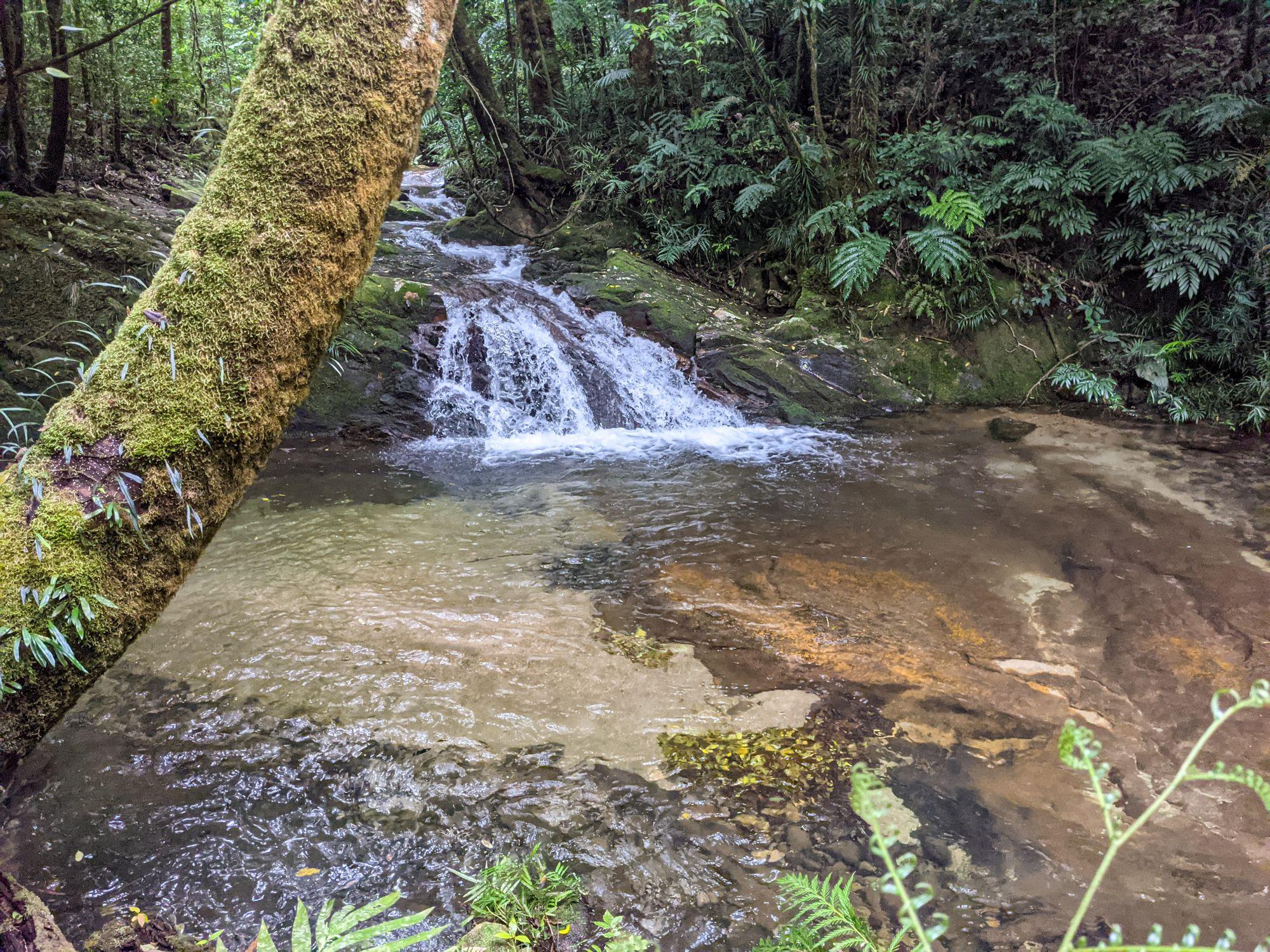 dolby creek falls