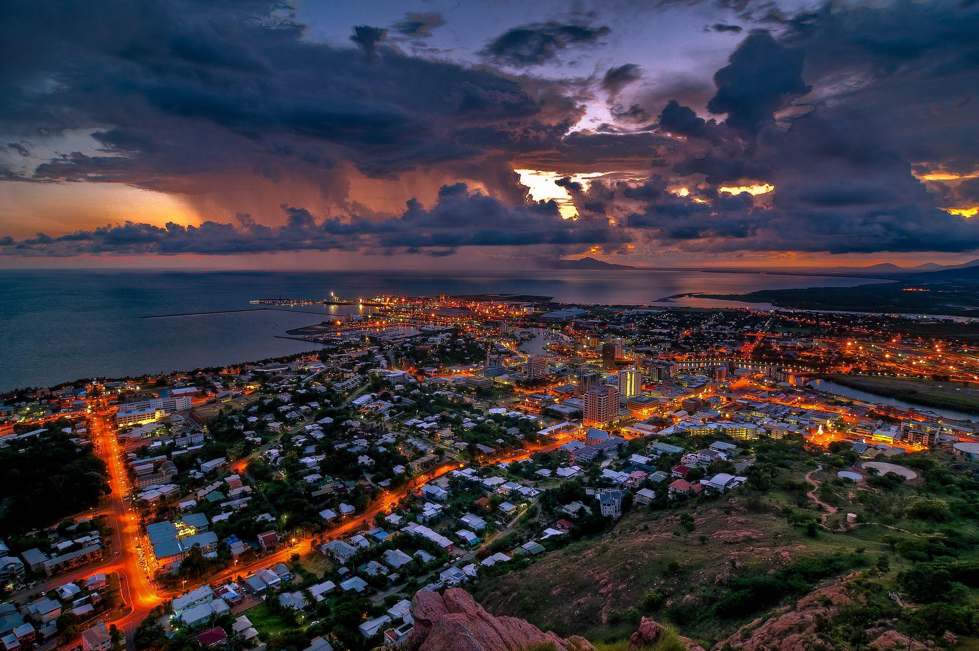 Townsville City