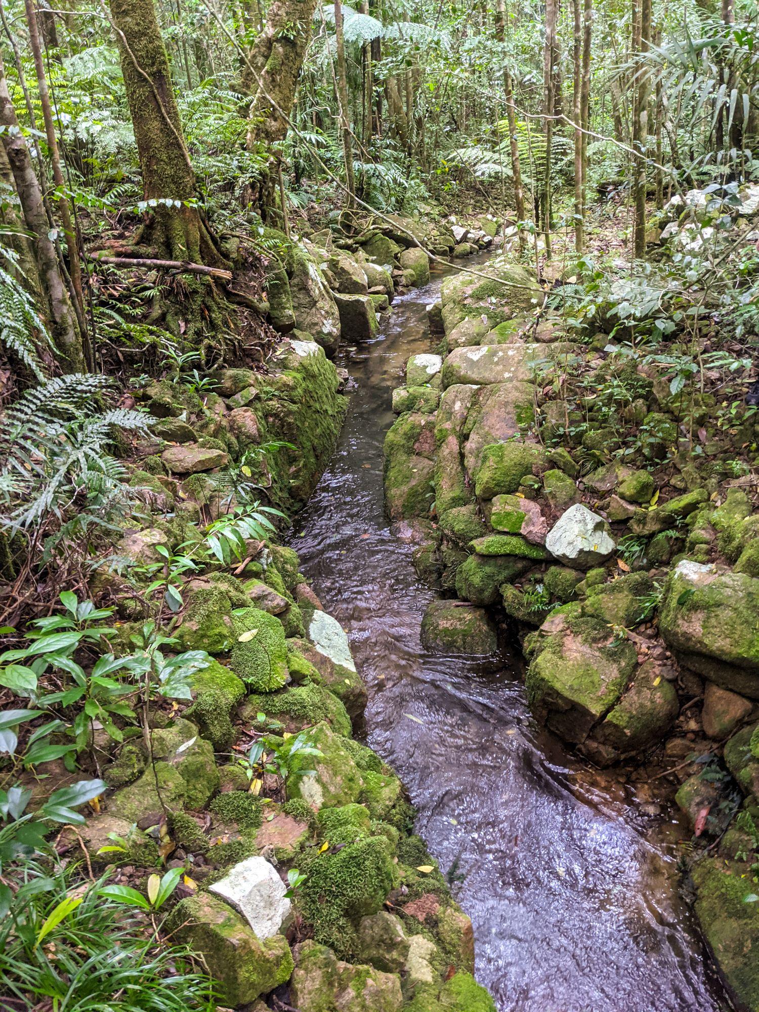 upper crystal creek paluma stone walls