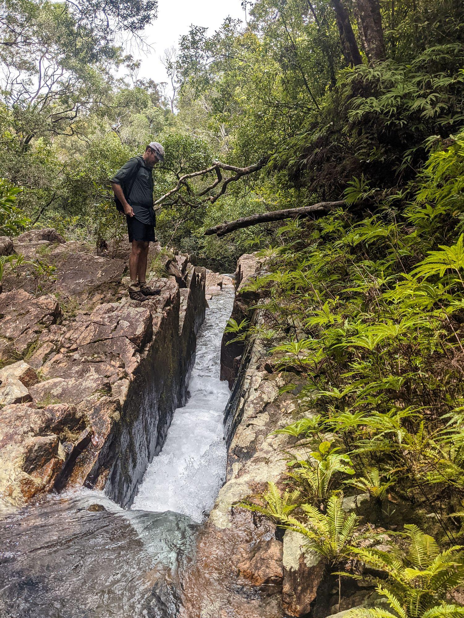 upper crystal creek shute