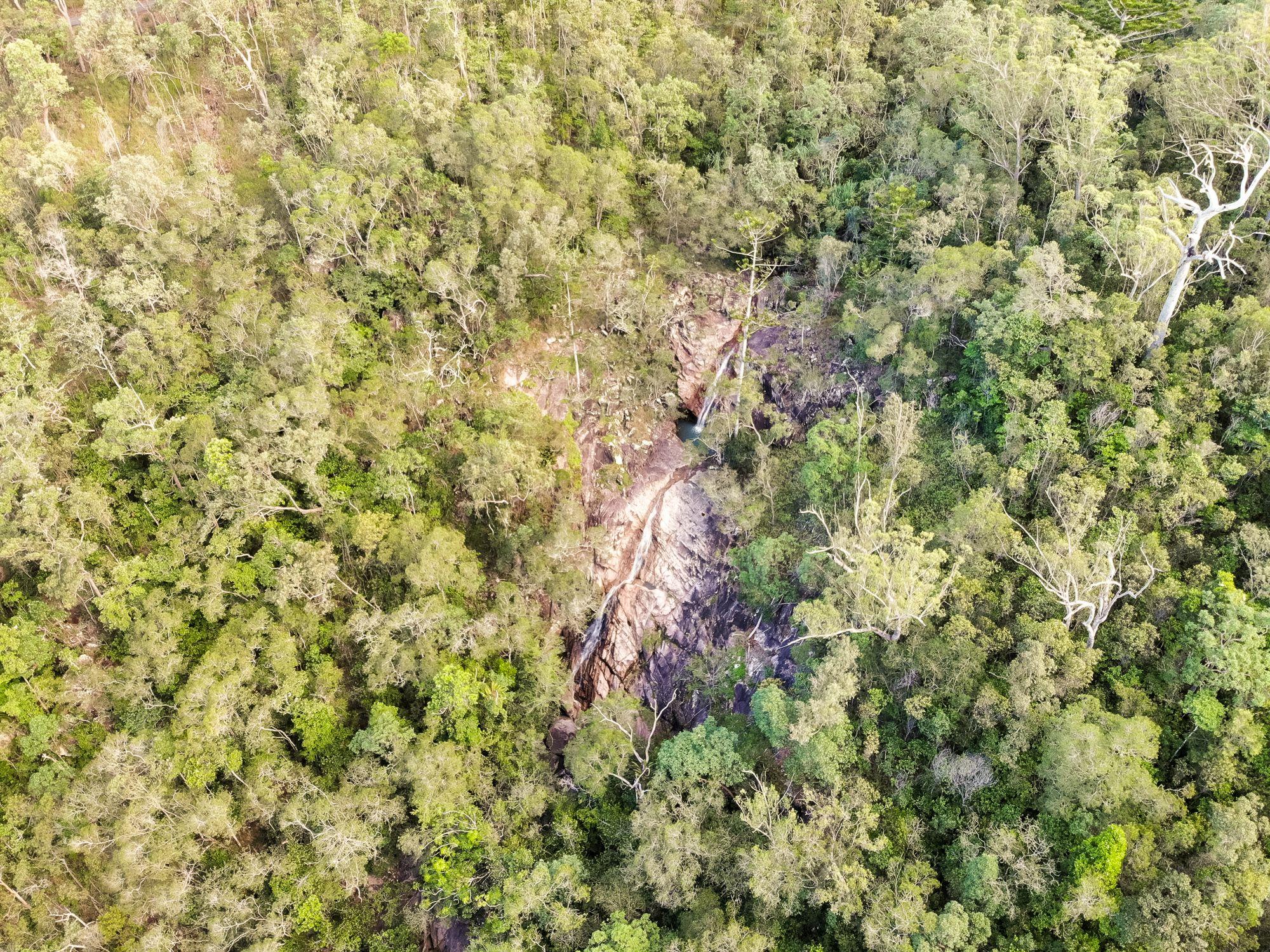 Asbeel Falls Paluma Range 1