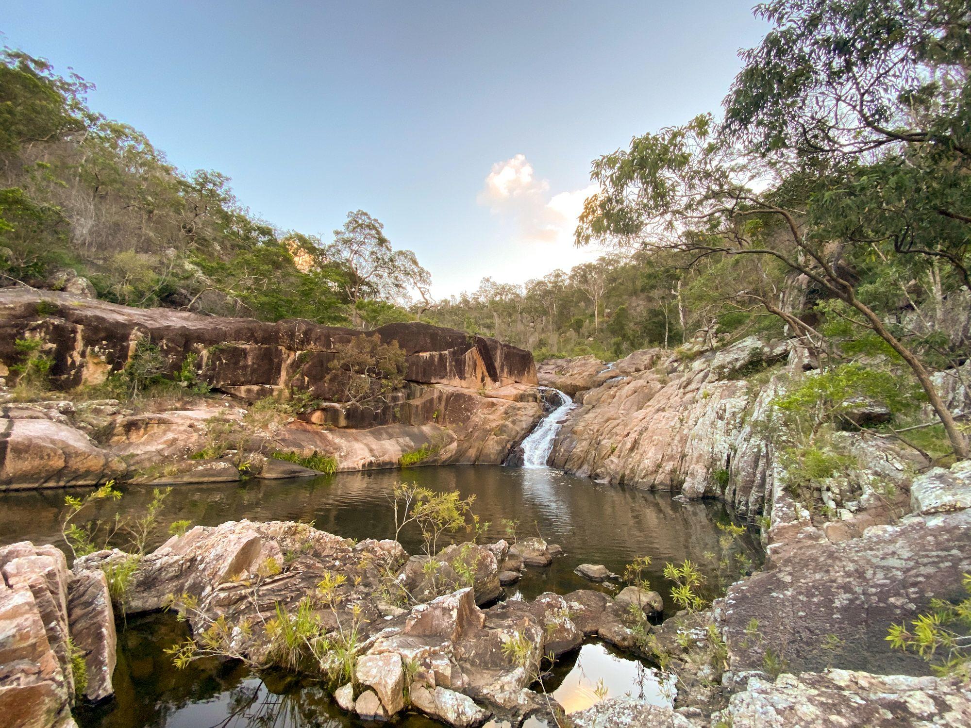 disaster creek cascades