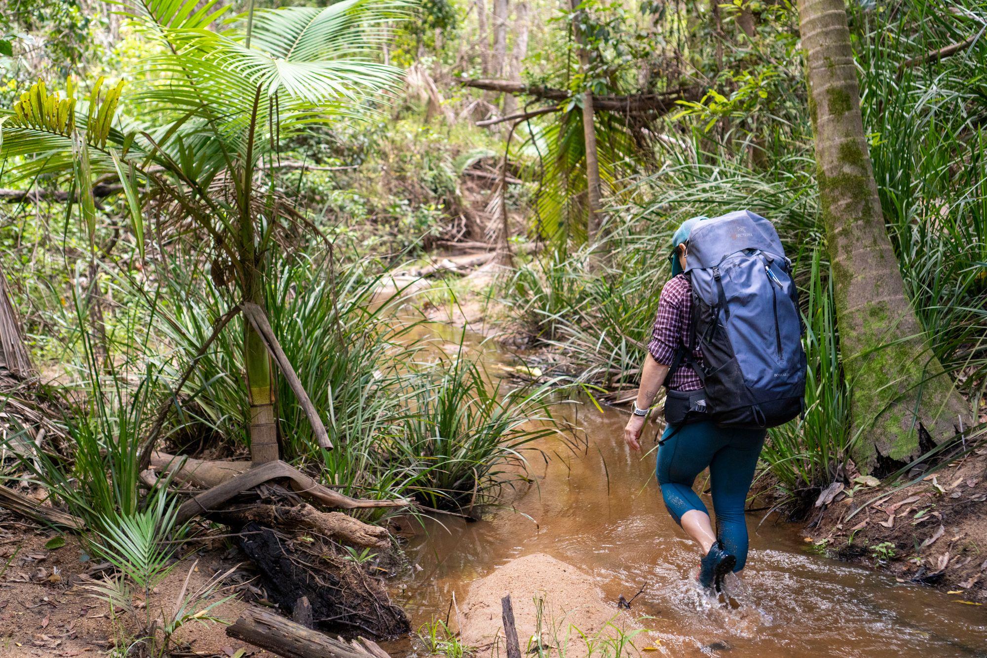 disaster creek hike