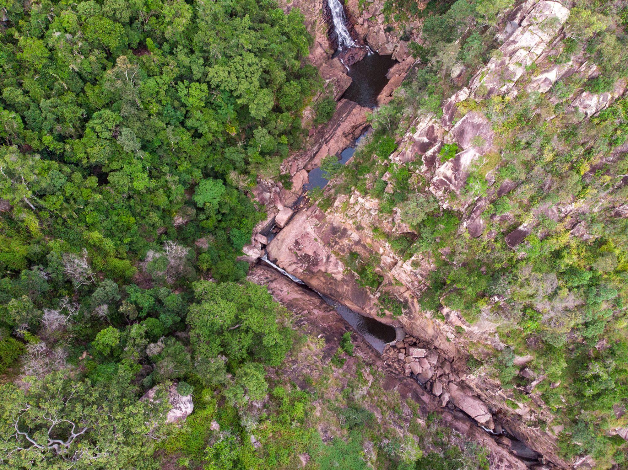 disaster creek r4 drove