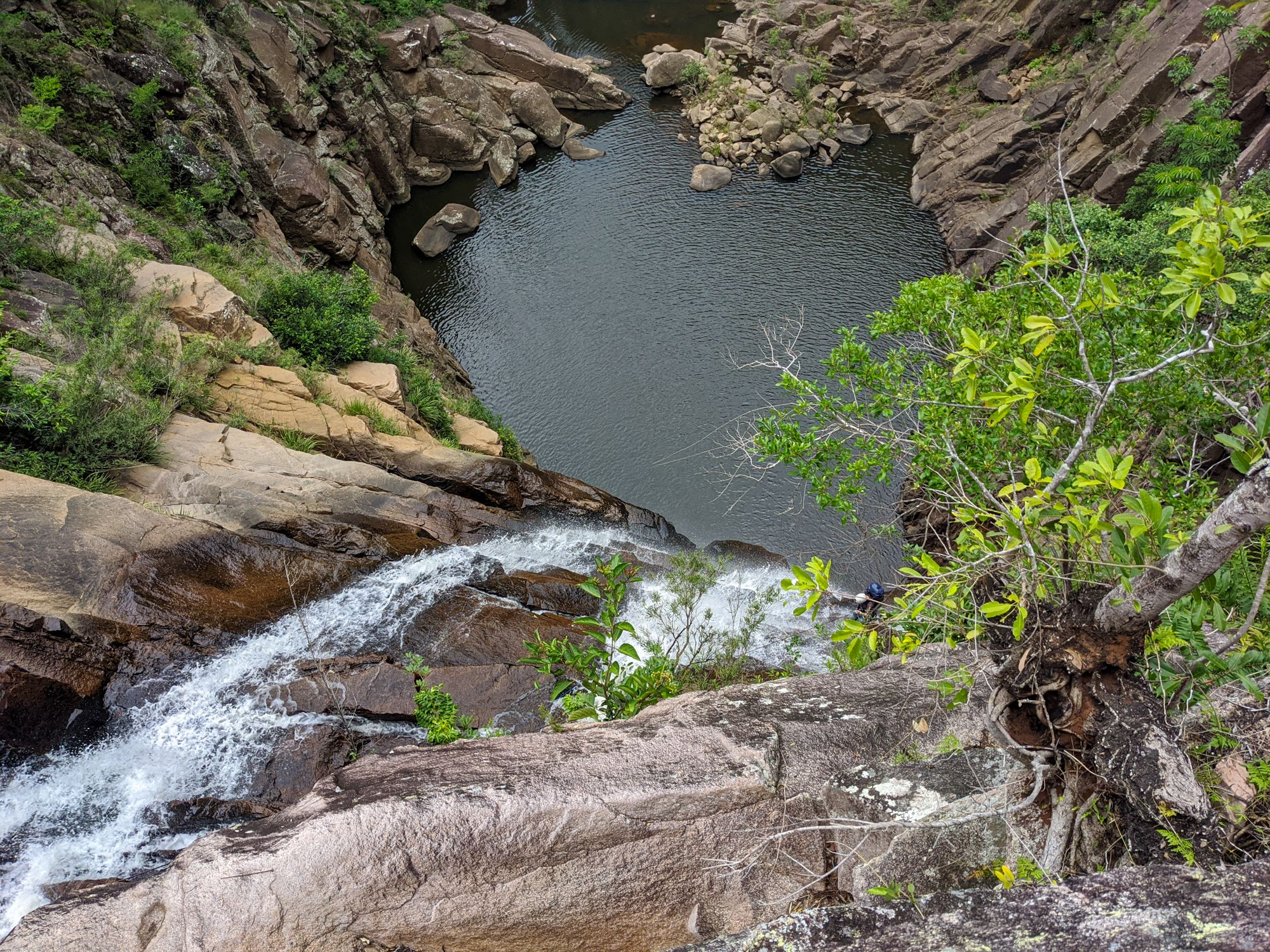 disaster creek r7 falls