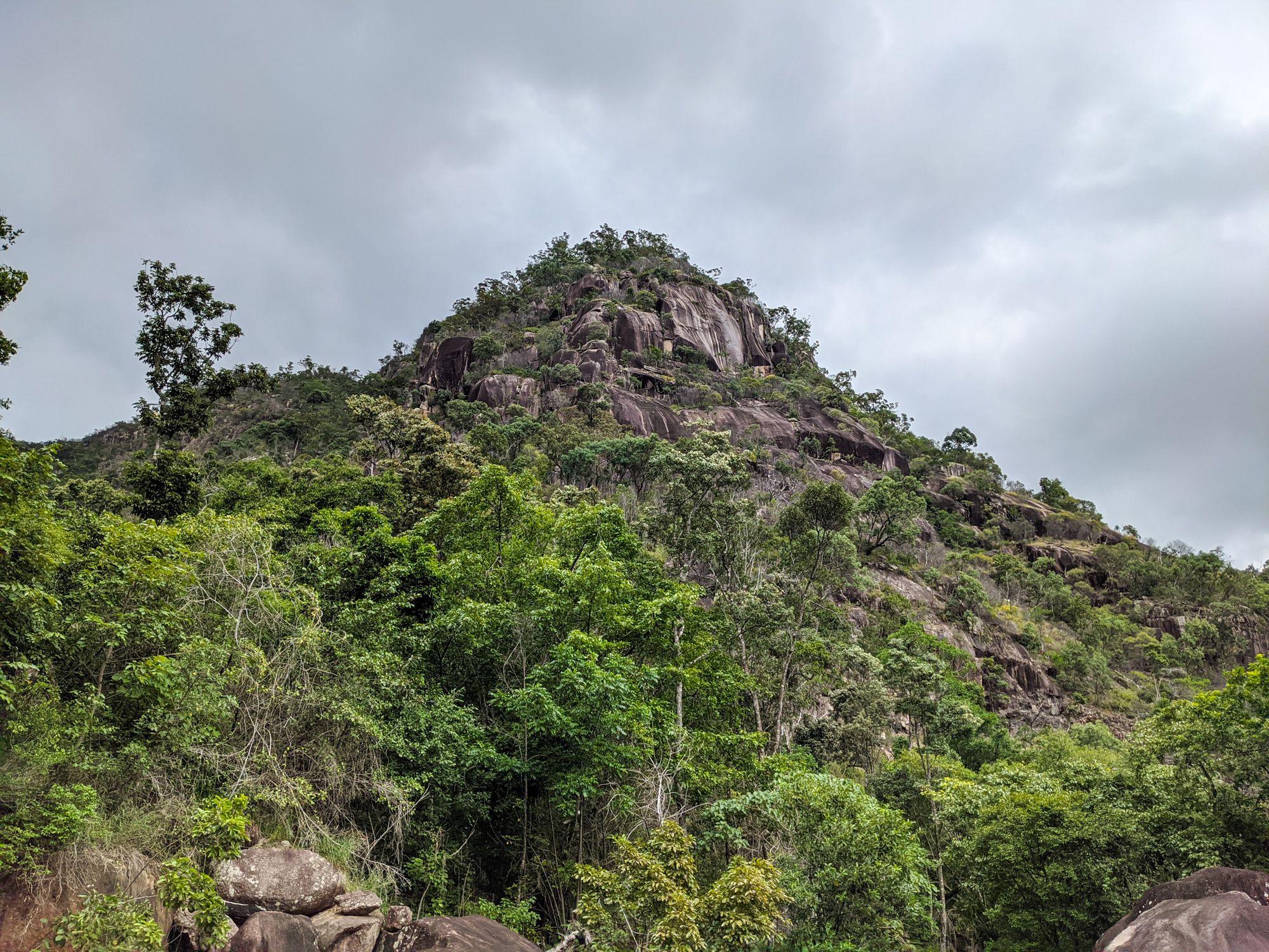 disaster creek rocky pyramid