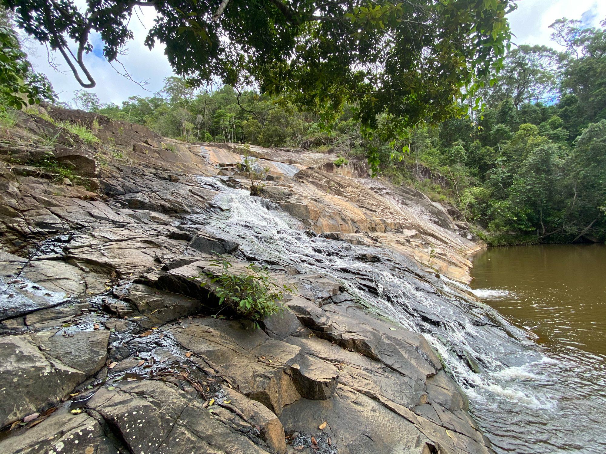 disaster creek side