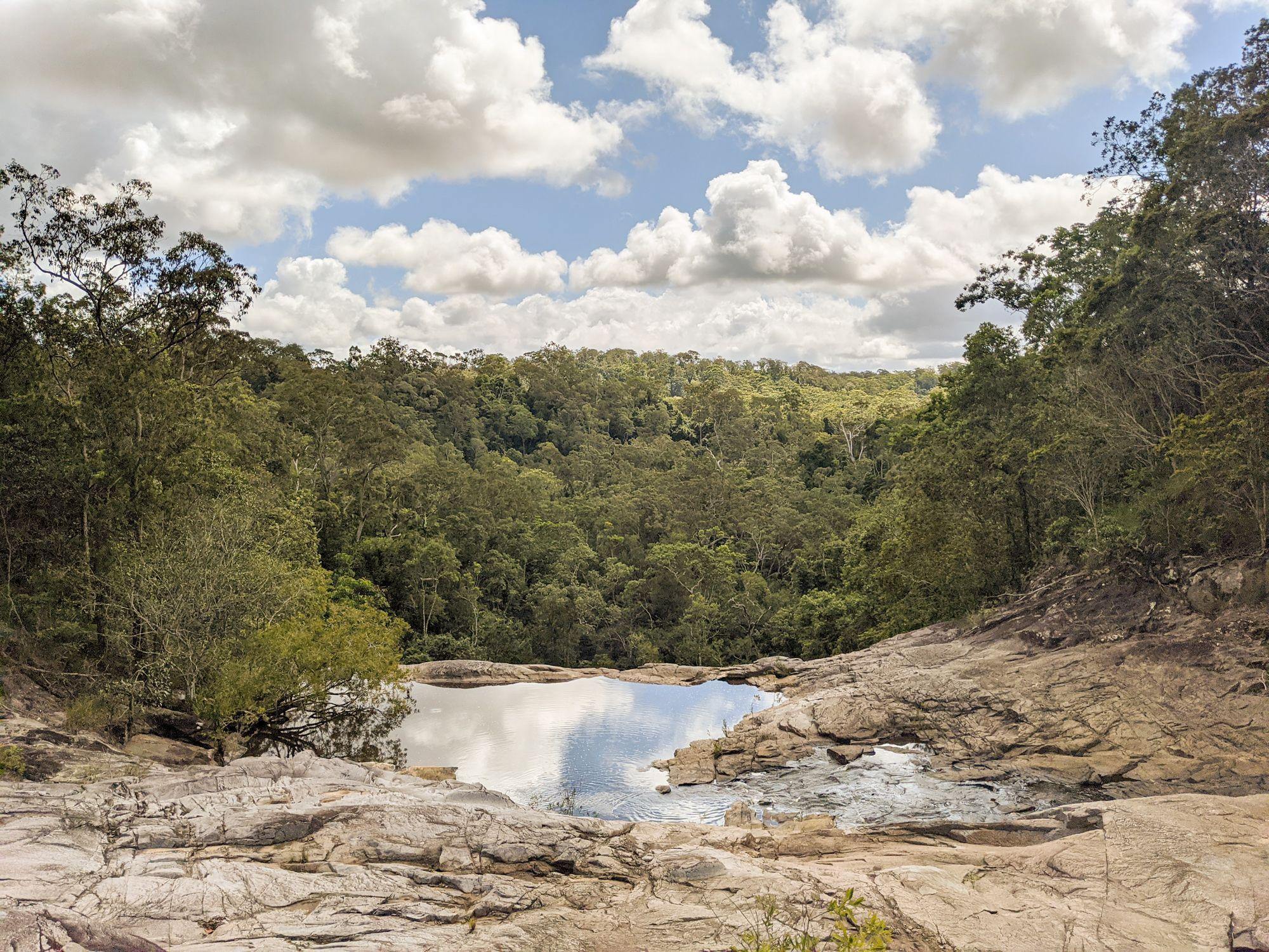 disaster creek top