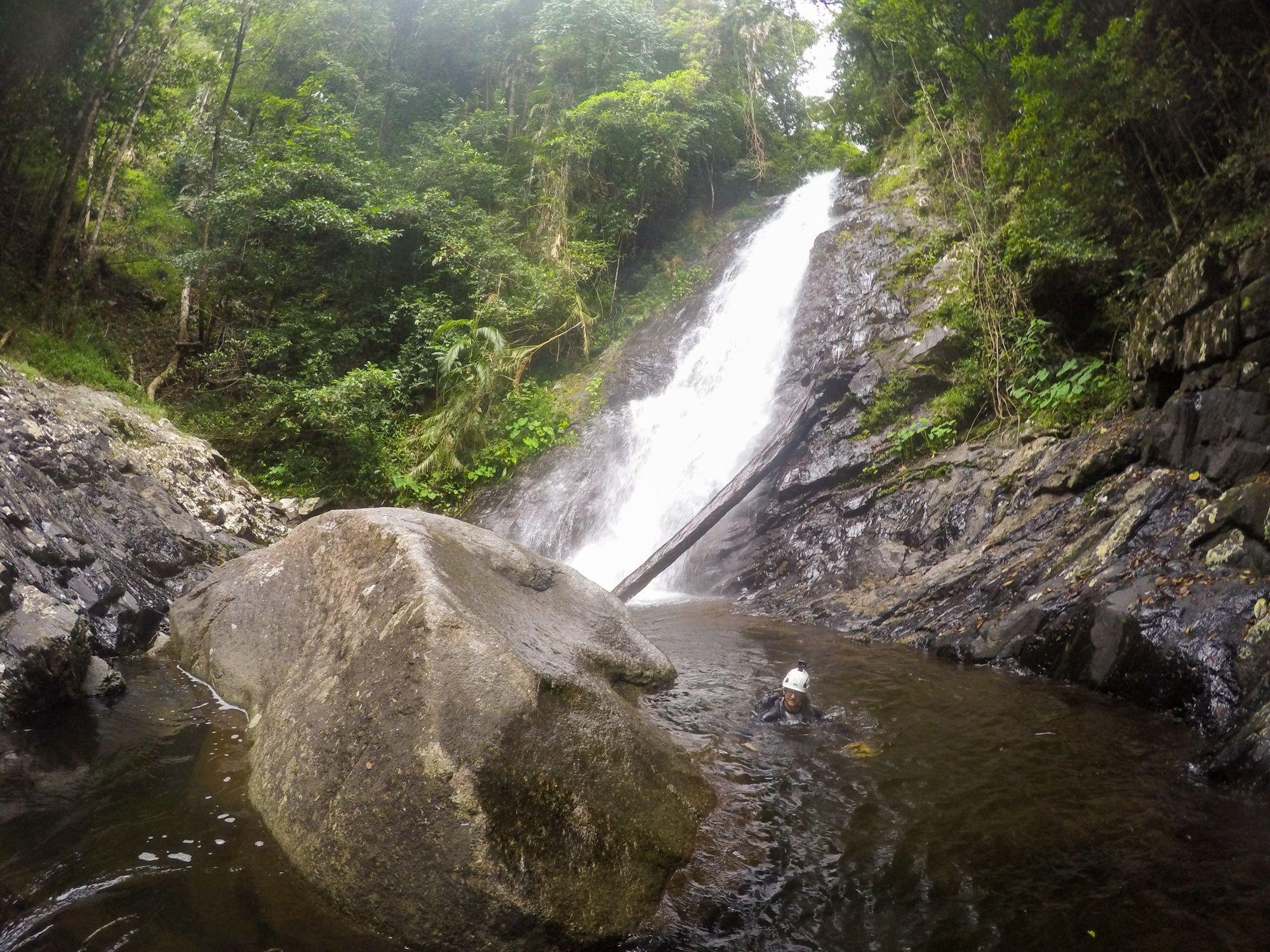 false falls