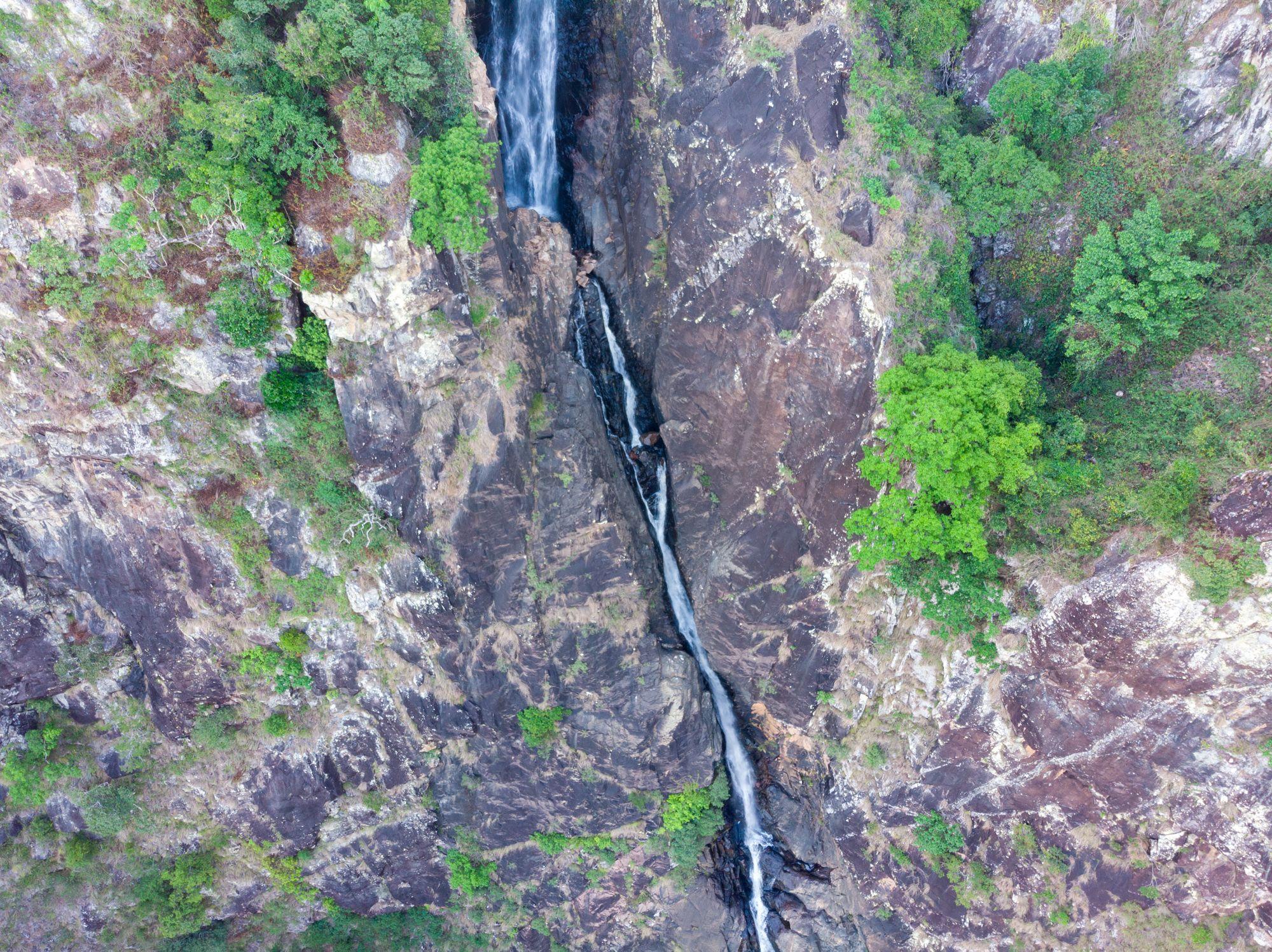 flagstone creek falls