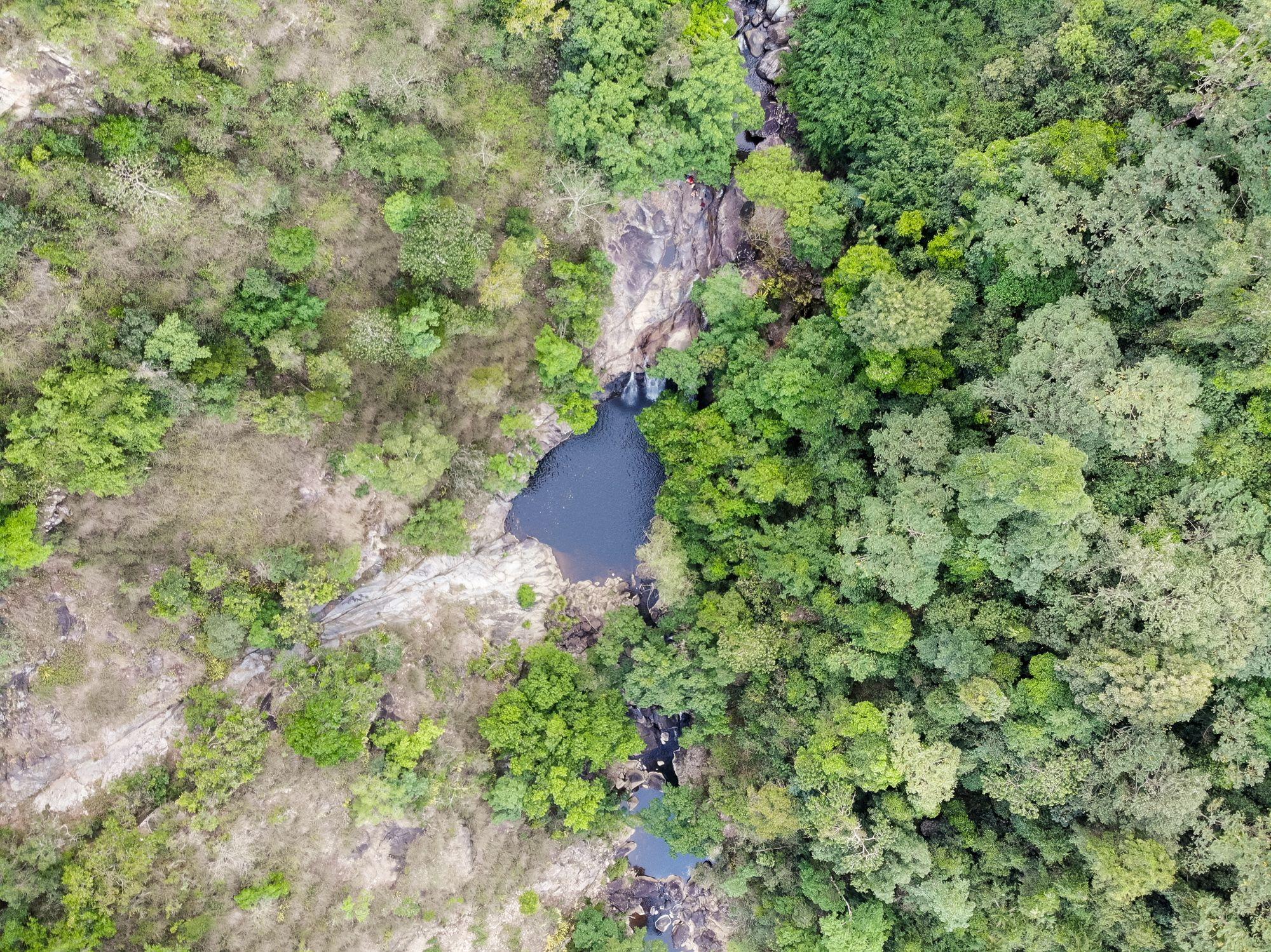flagstone creek swimming area