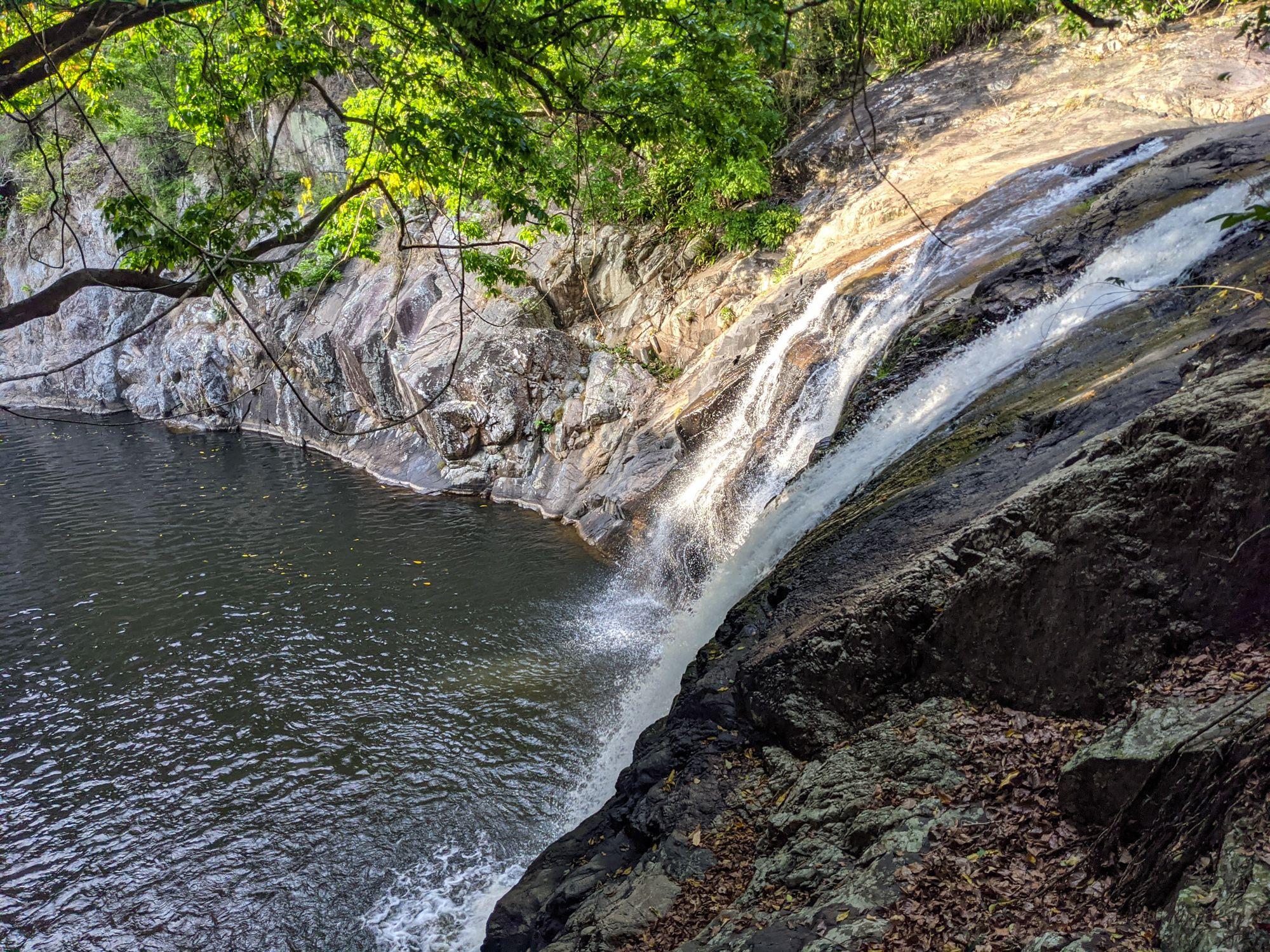 flagstone creek swimming hole