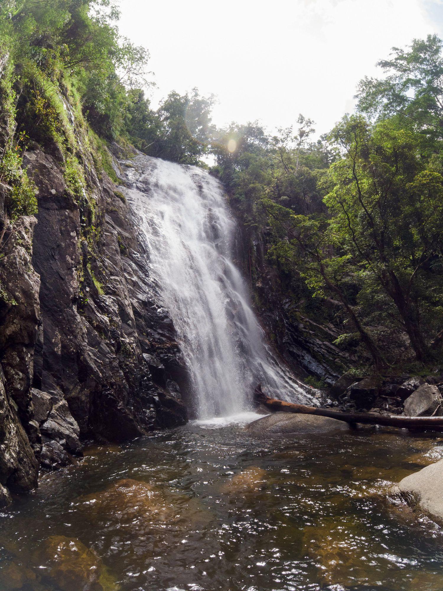 karnak falls bottom