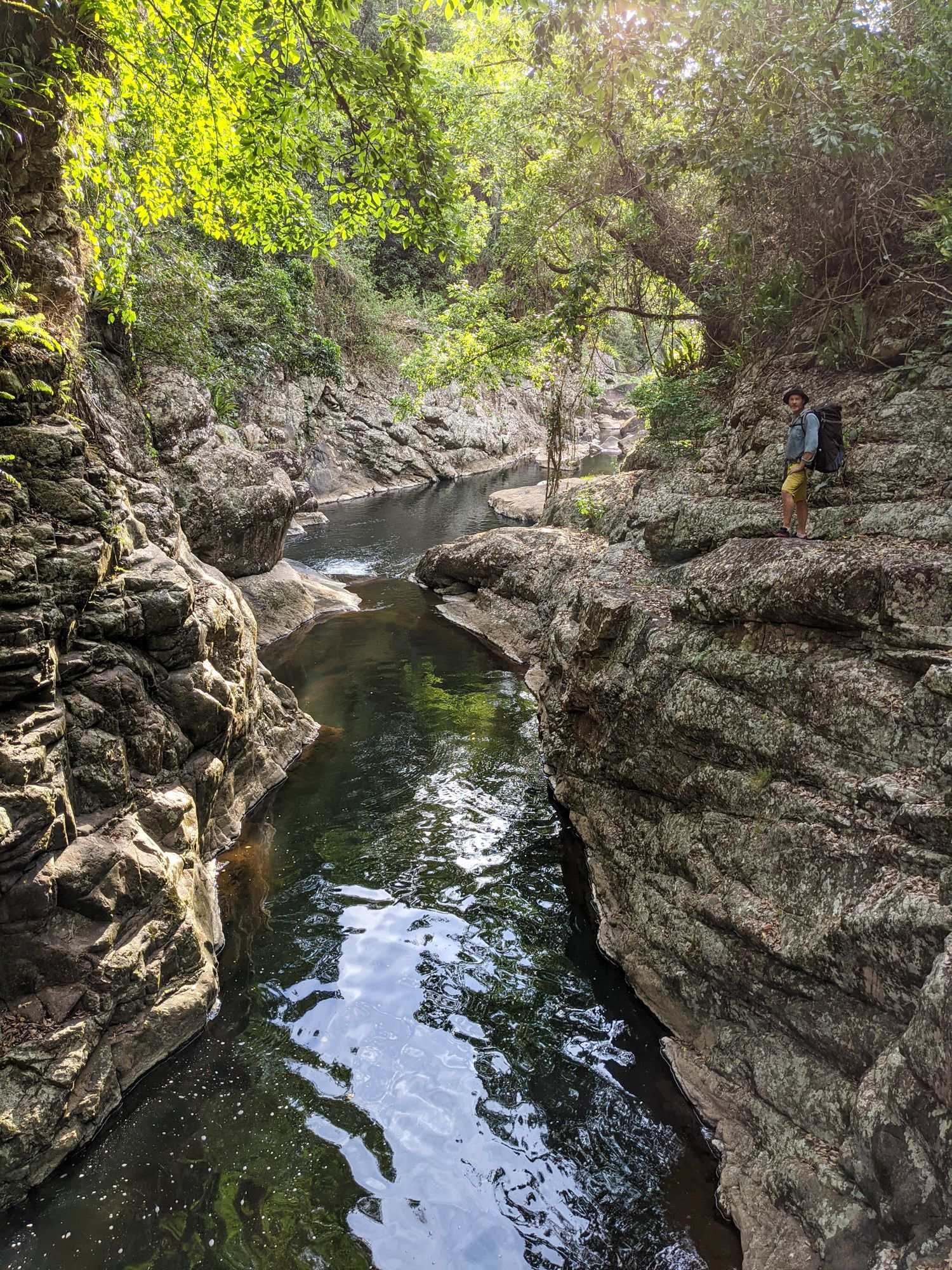 lower flagstone creek