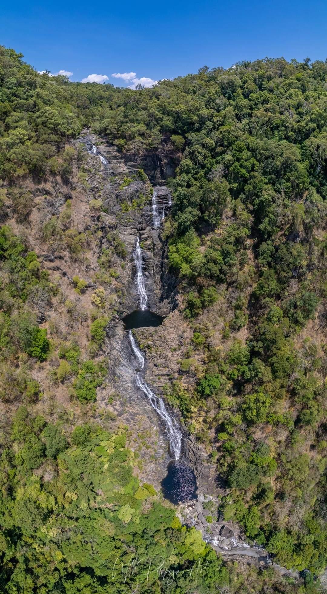 spring creek falls fnq