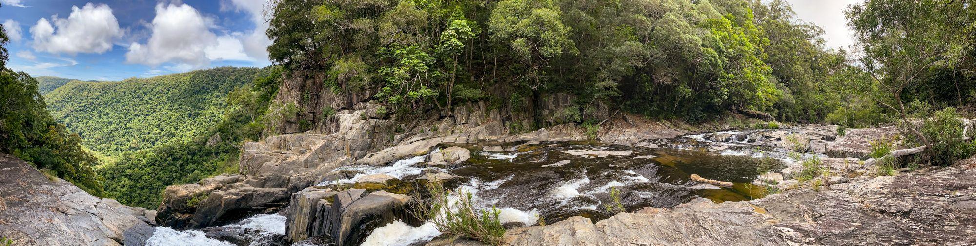 spring creek top pano