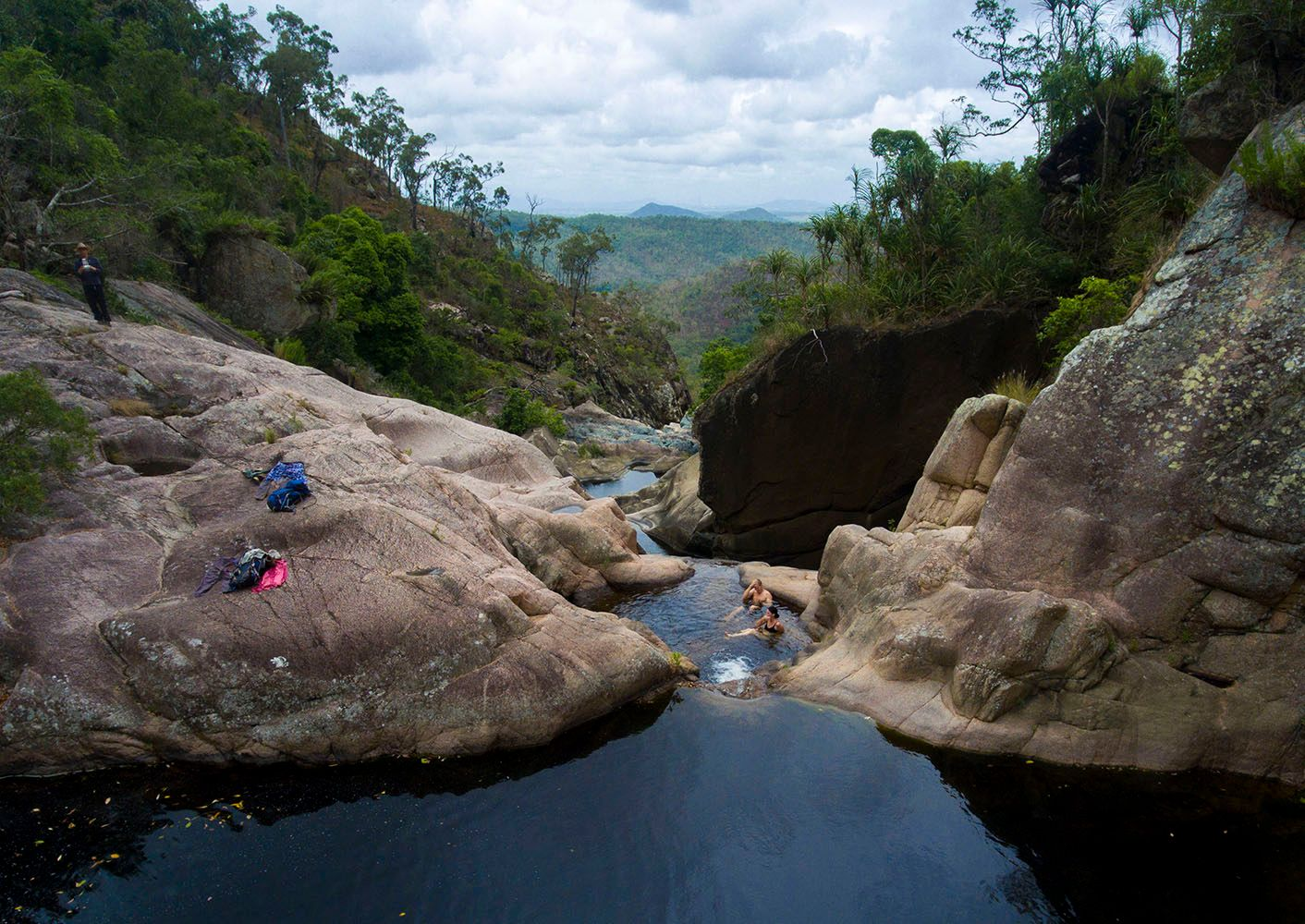 Paluma Dam to Jourama Falls Track