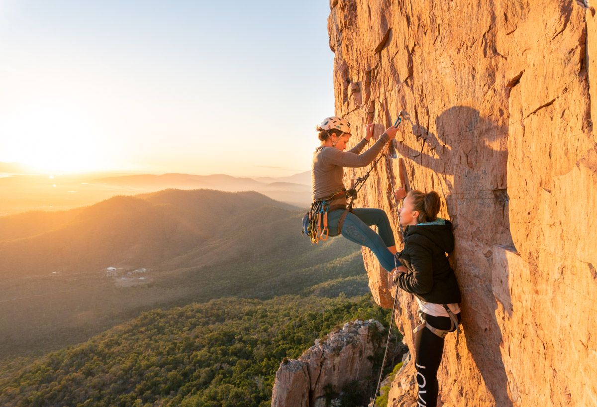 Top 5 Bouldering and Rock Climbing Crags in Townsville