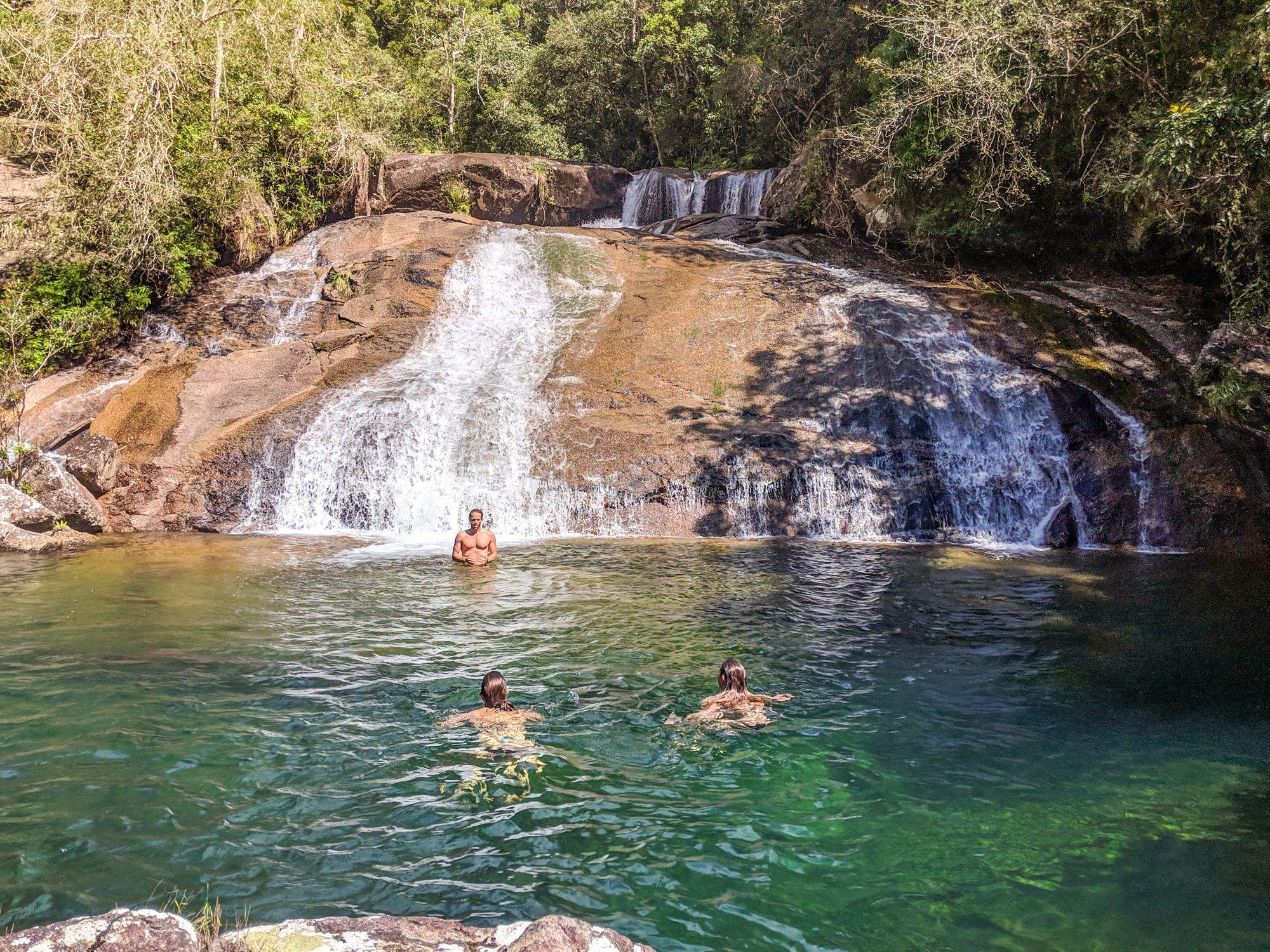 Finding Diorite Falls