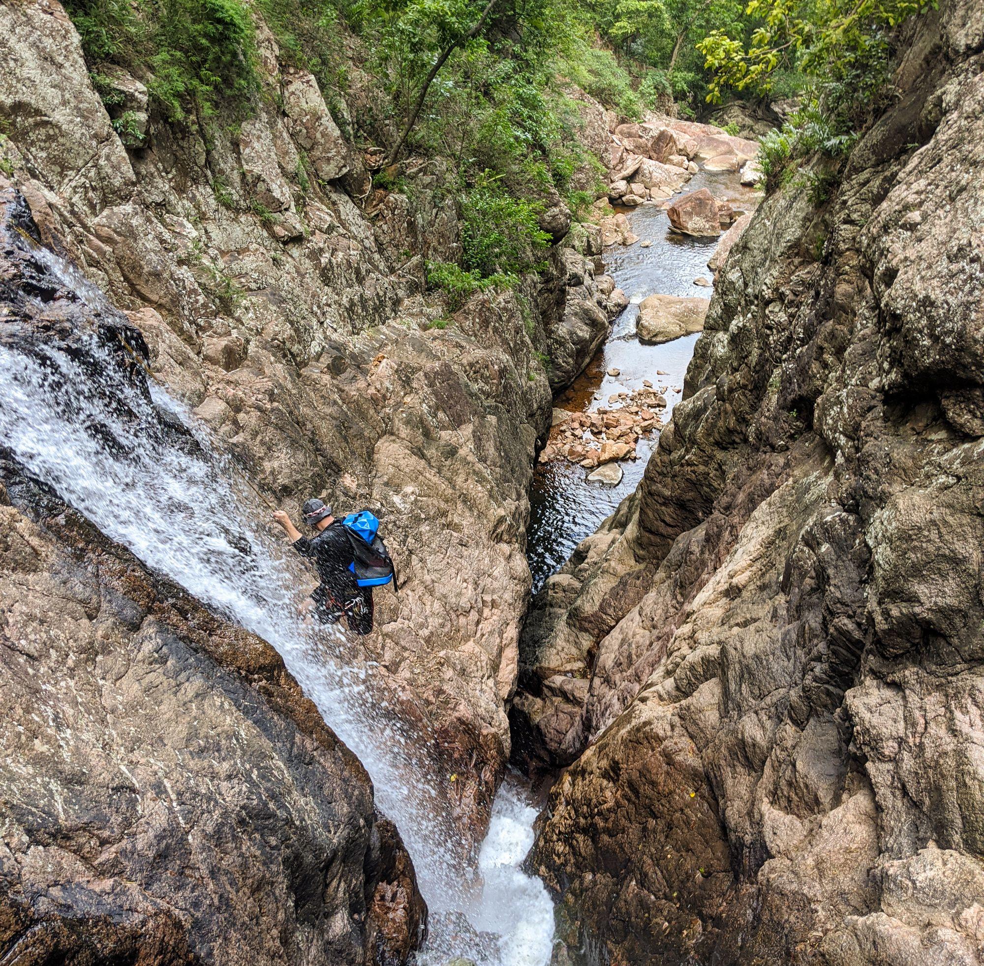 Tinkle Canyon, Tinkle Creek