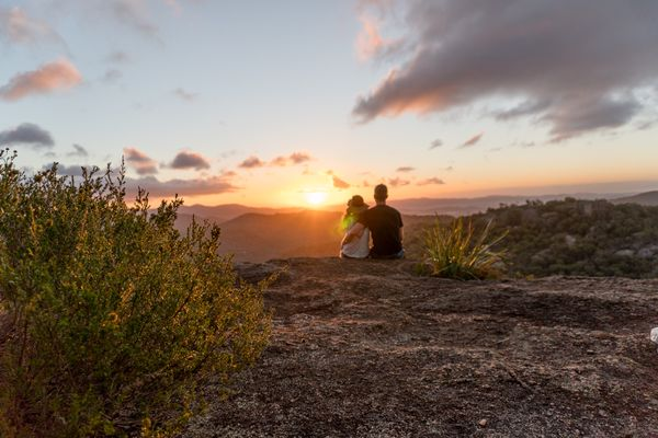 The best walks in Girraween National Park