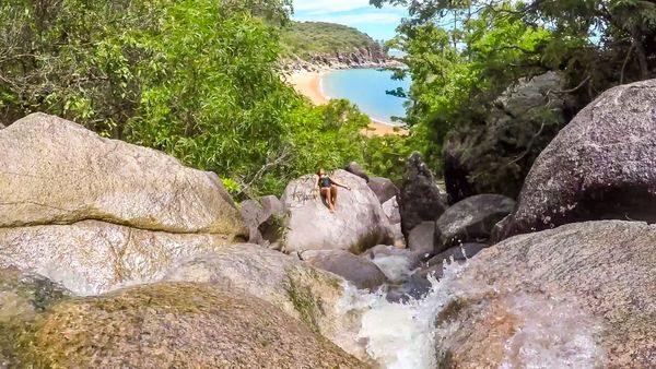 Magnetic Island Waterfalls
