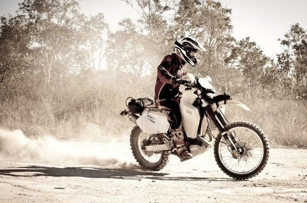 Dirt Biking and Four-Wheel Driving places around Townsville, North Queensland