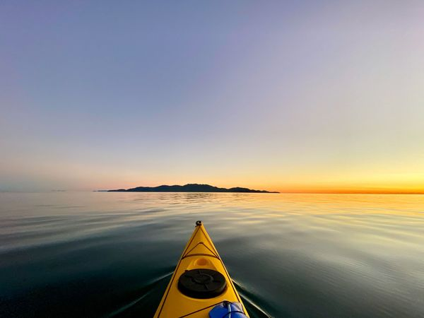 Kayaking to or around Magnetic Island
