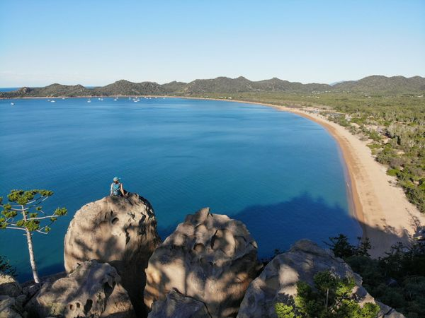 Split Rock, Magnetic Island
