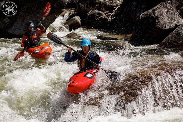 Want to start whitewater kayaking?